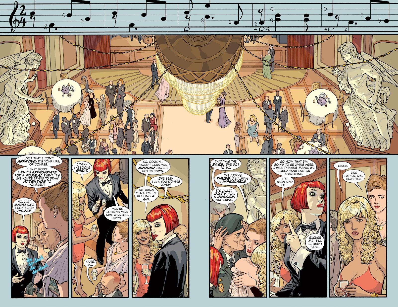 Read online Detective Comics (1937) comic -  Issue # _TPB Batwoman – Elegy (New Edition) (Part 1) - 57