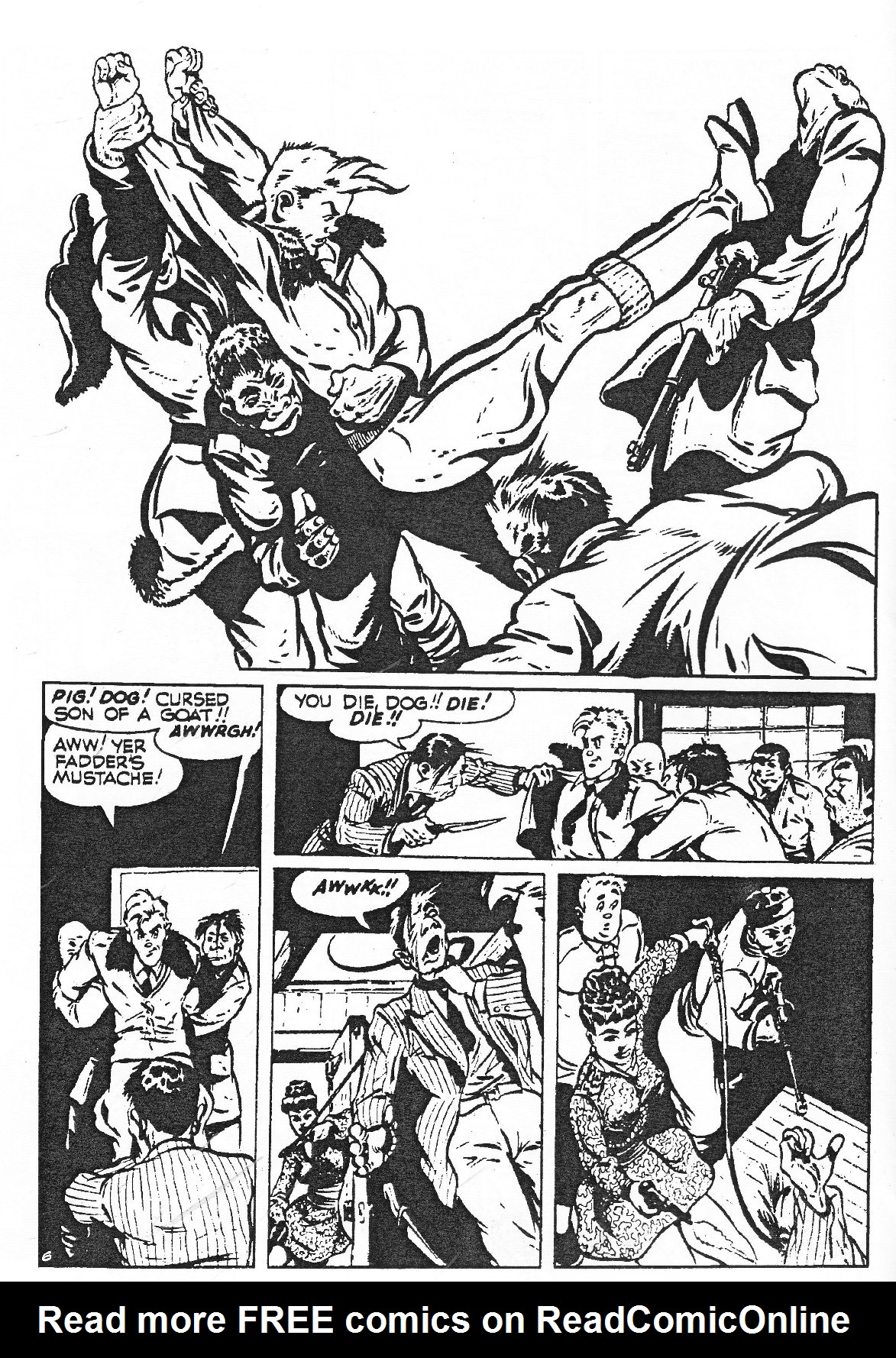 Read online Men of Mystery Comics comic -  Issue #83 - 208
