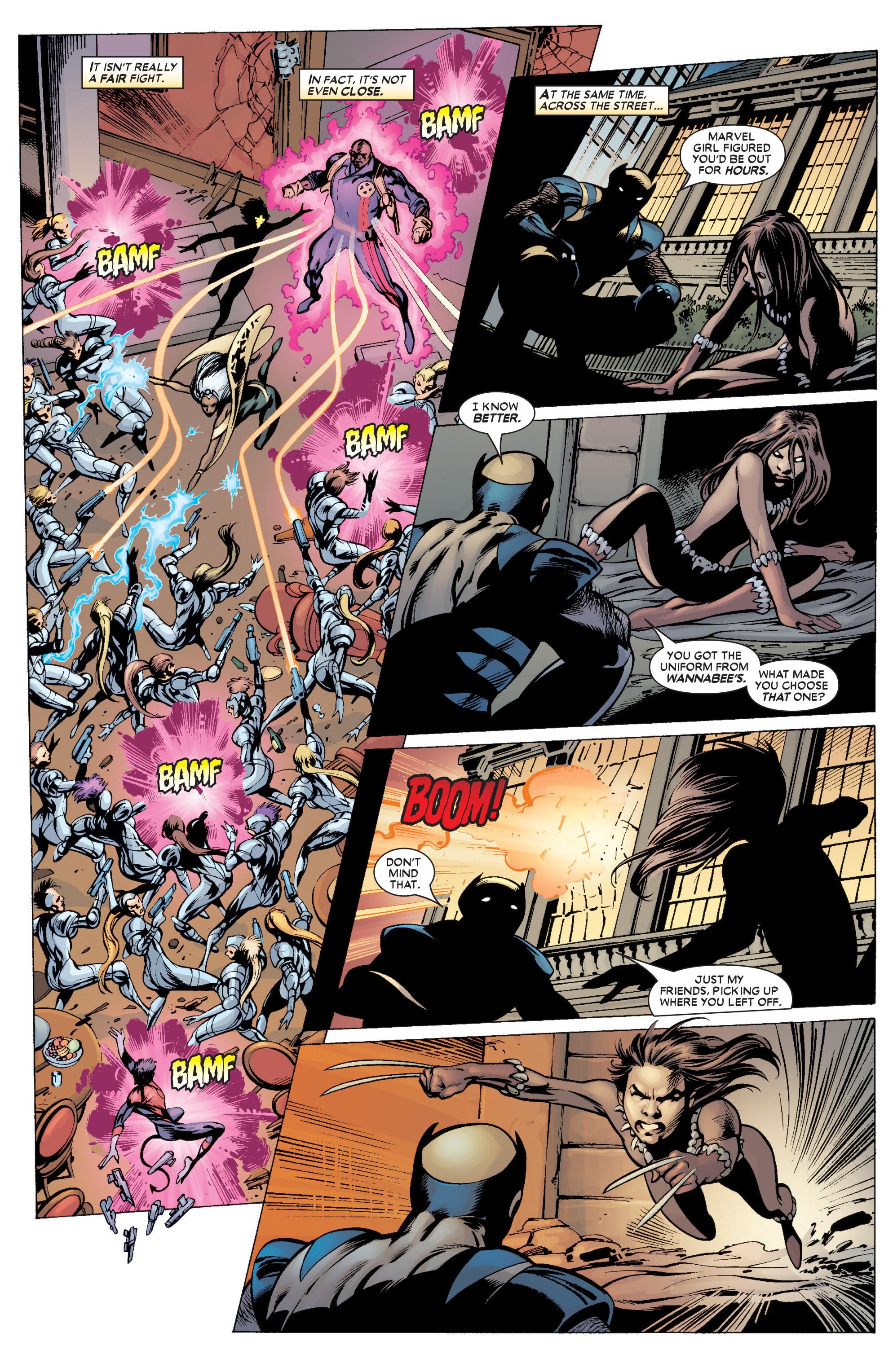 Read online Uncanny X-Men (1963) comic -  Issue #451 - 14