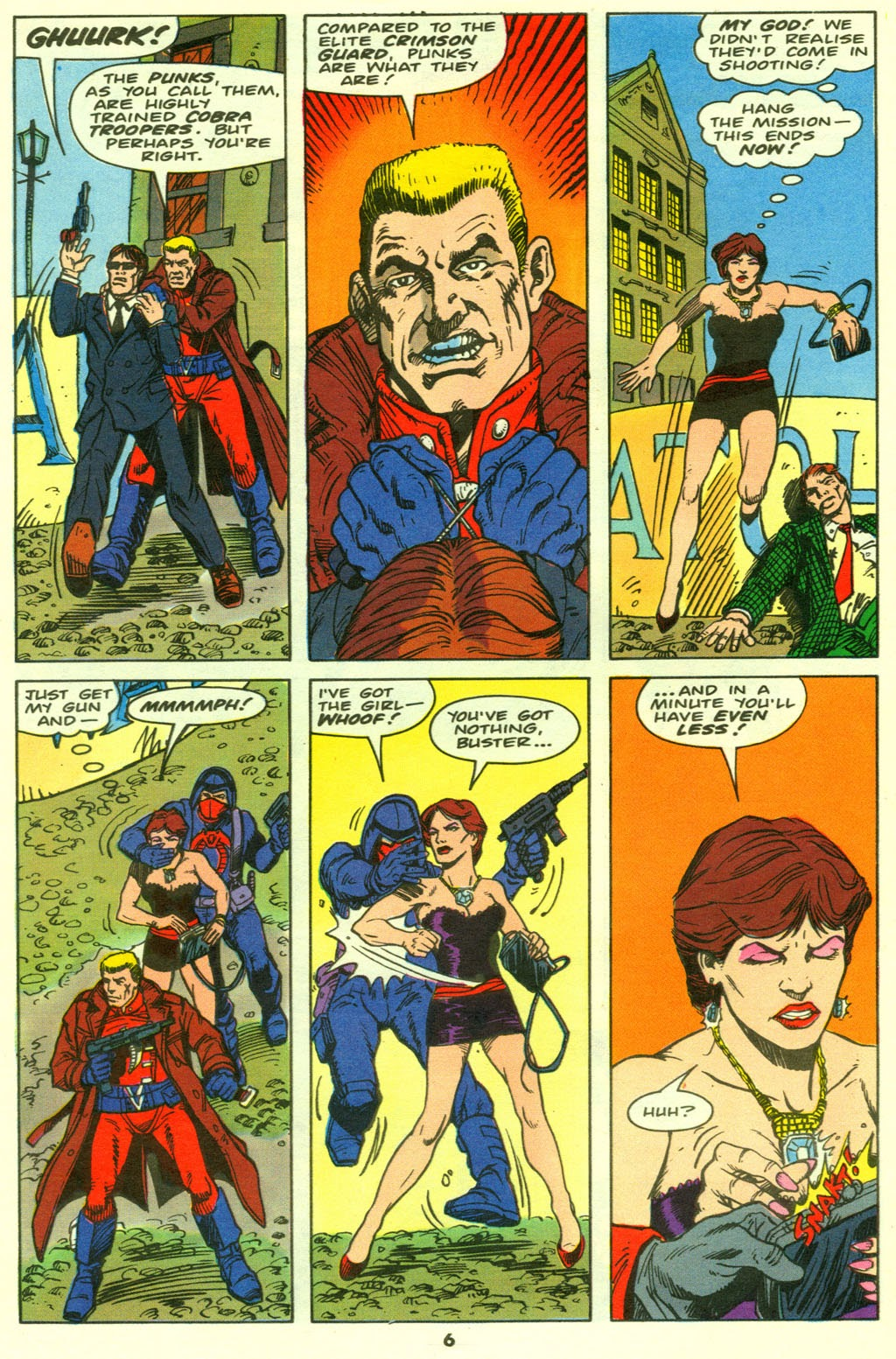 G.I. Joe European Missions issue 9 - Page 7