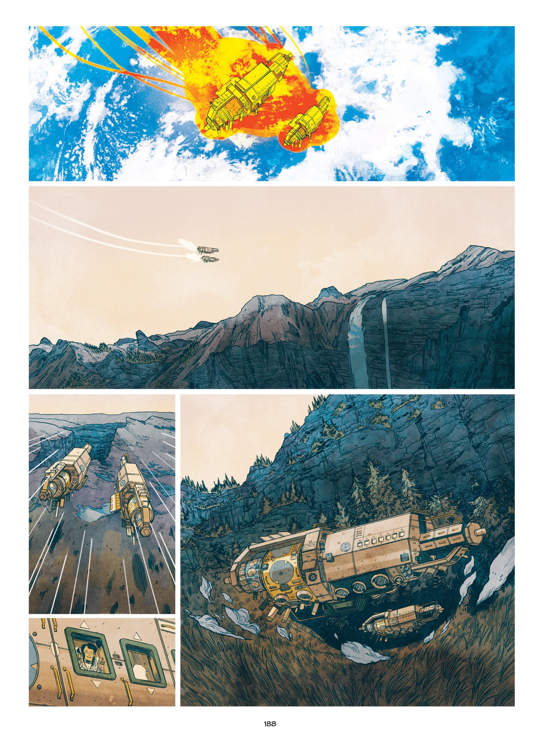 Read online Shangri-La comic -  Issue # Full - 189