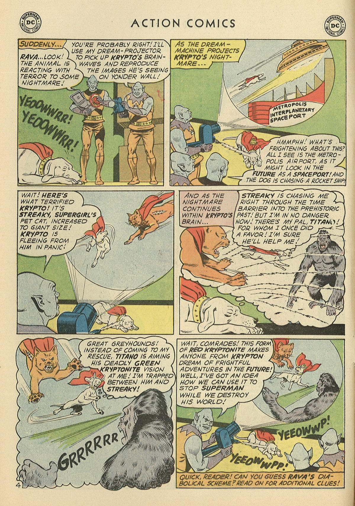 Read online Action Comics (1938) comic -  Issue #286 - 6