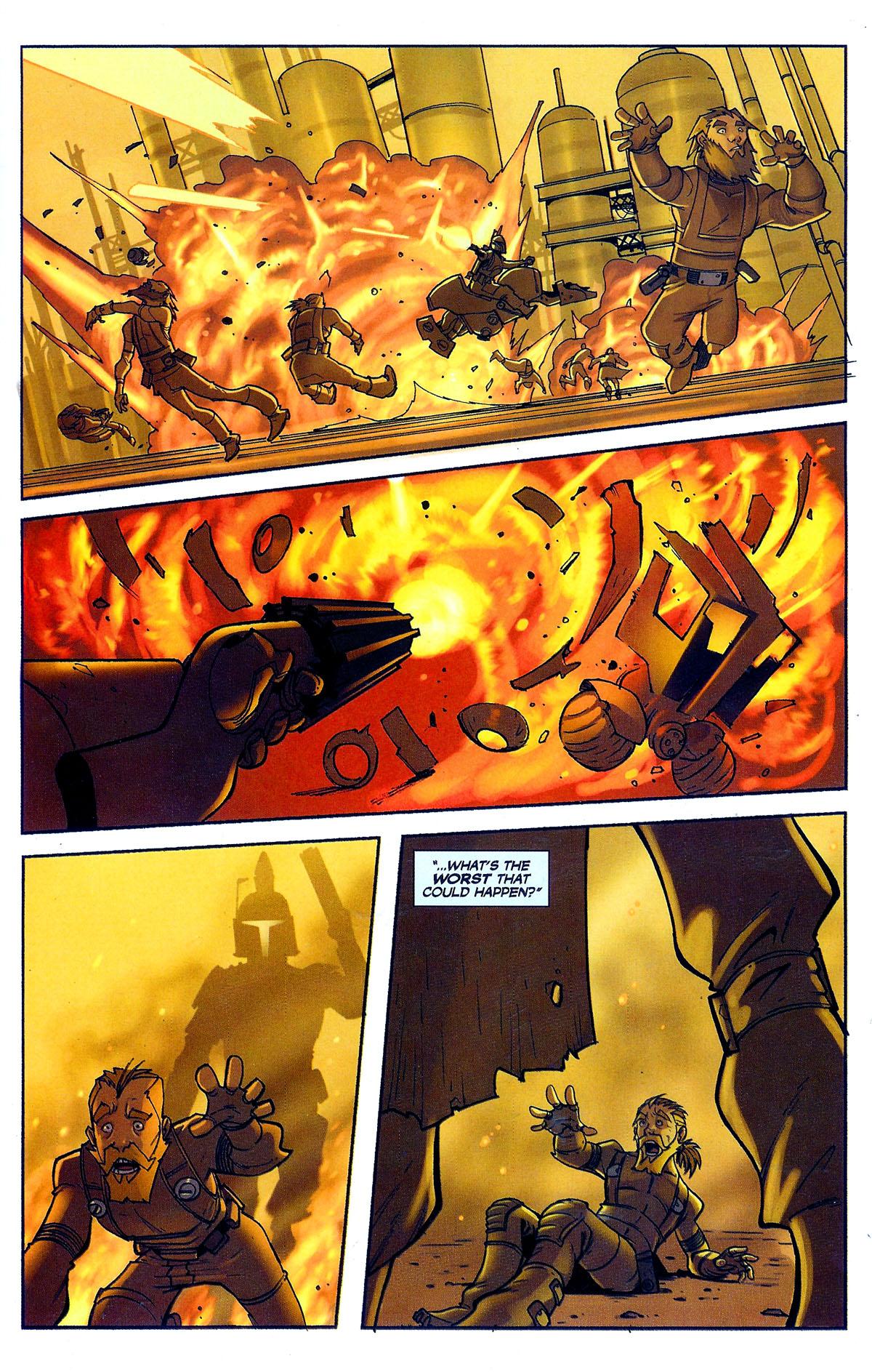 Read online Star Wars Omnibus comic -  Issue # Vol. 12 - 263
