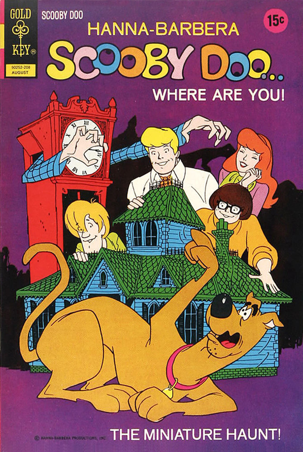 Read online Scooby-Doo... Where Are You! (1970) comic -  Issue #13 - 9
