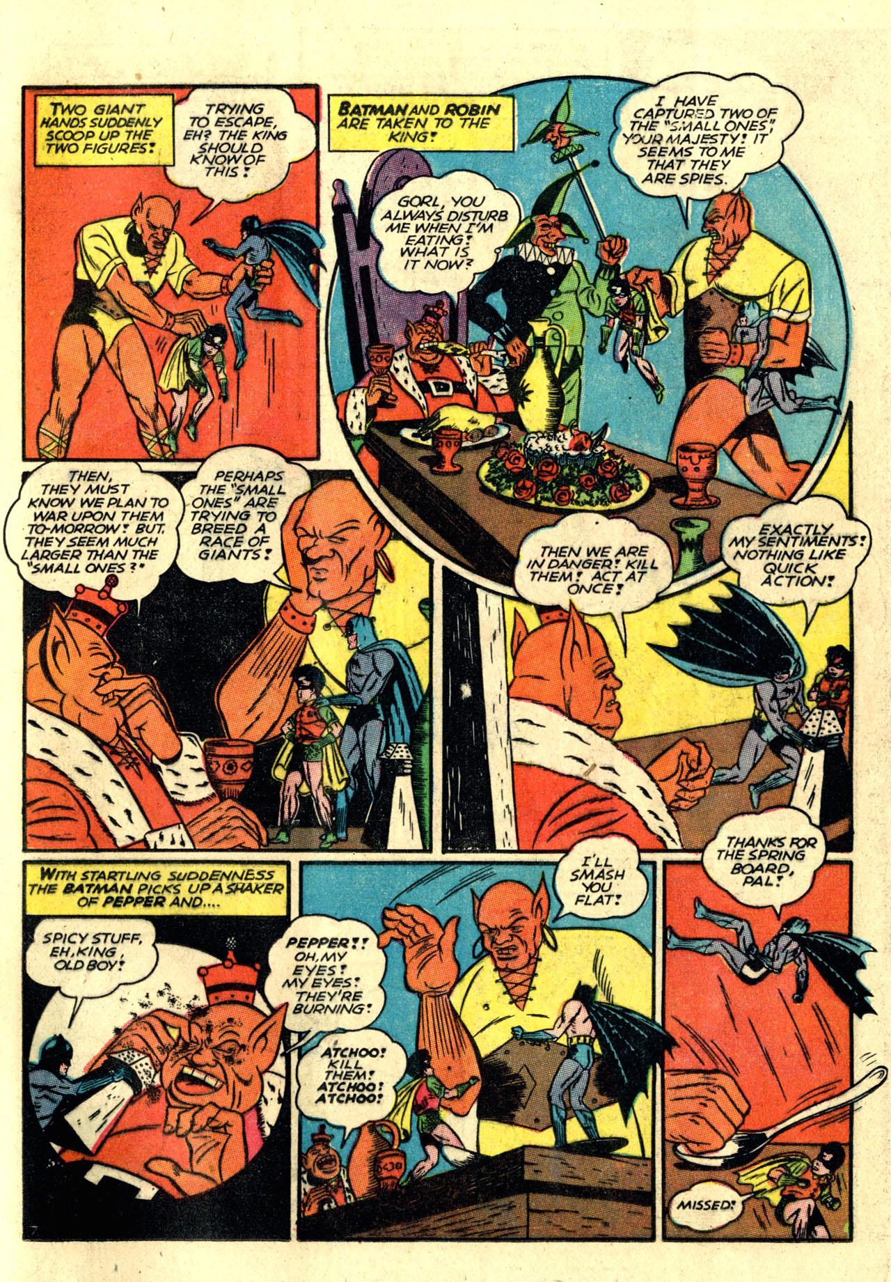 Read online Detective Comics (1937) comic -  Issue #44 - 9
