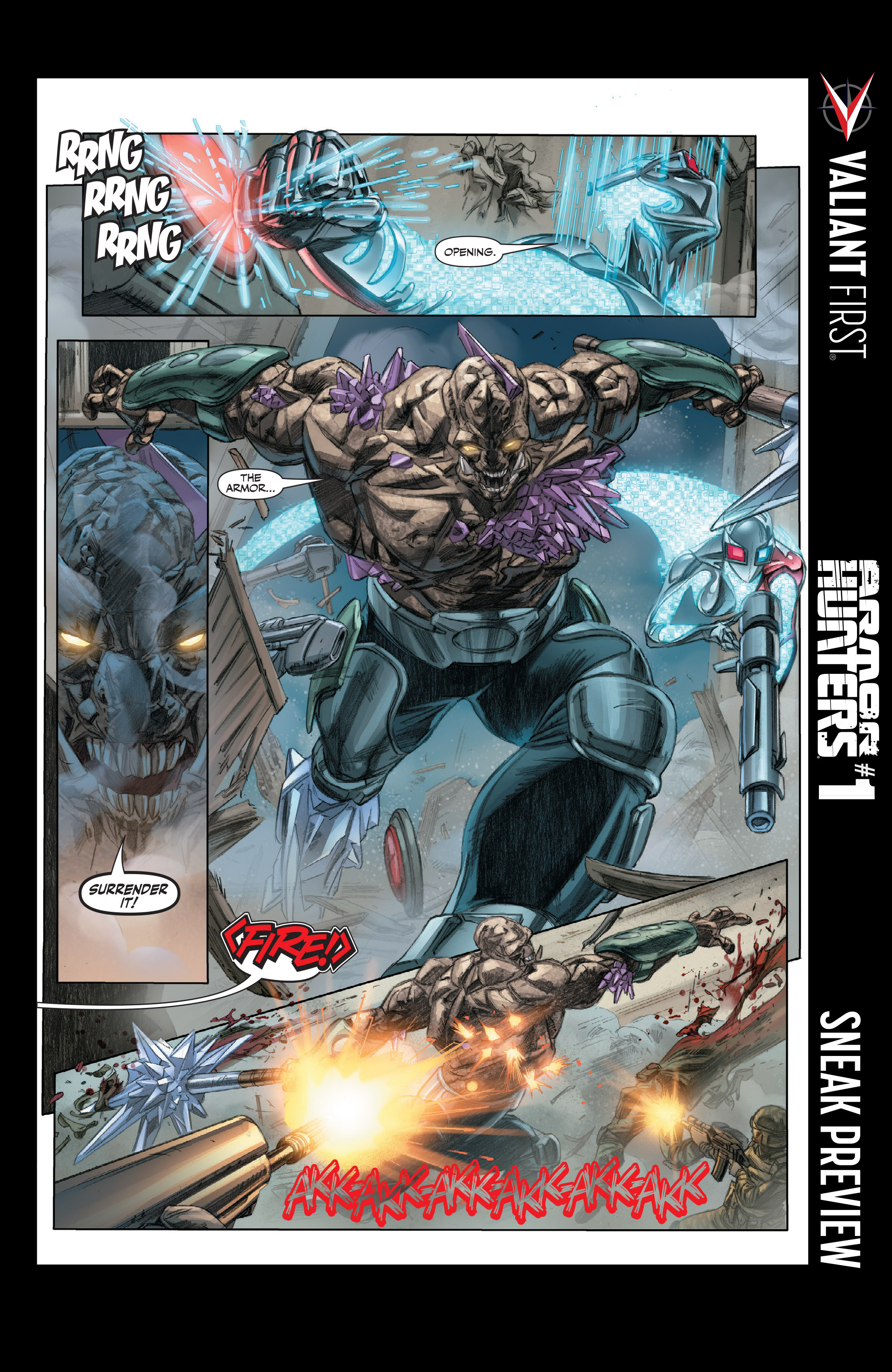Read online Bloodshot and H.A.R.D.Corps comic -  Issue #21 - 30