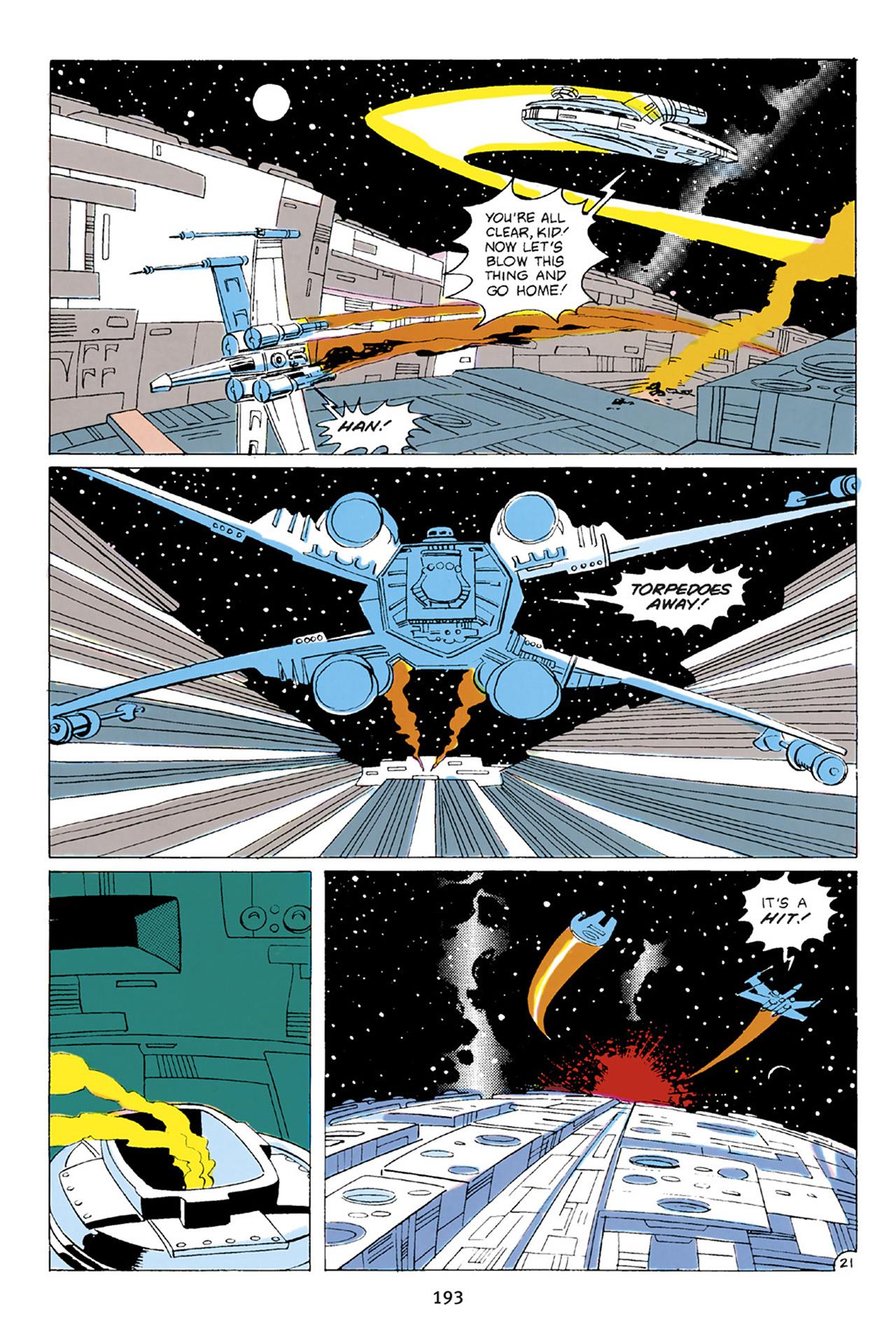 Read online Star Wars Omnibus comic -  Issue # Vol. 23 - 192