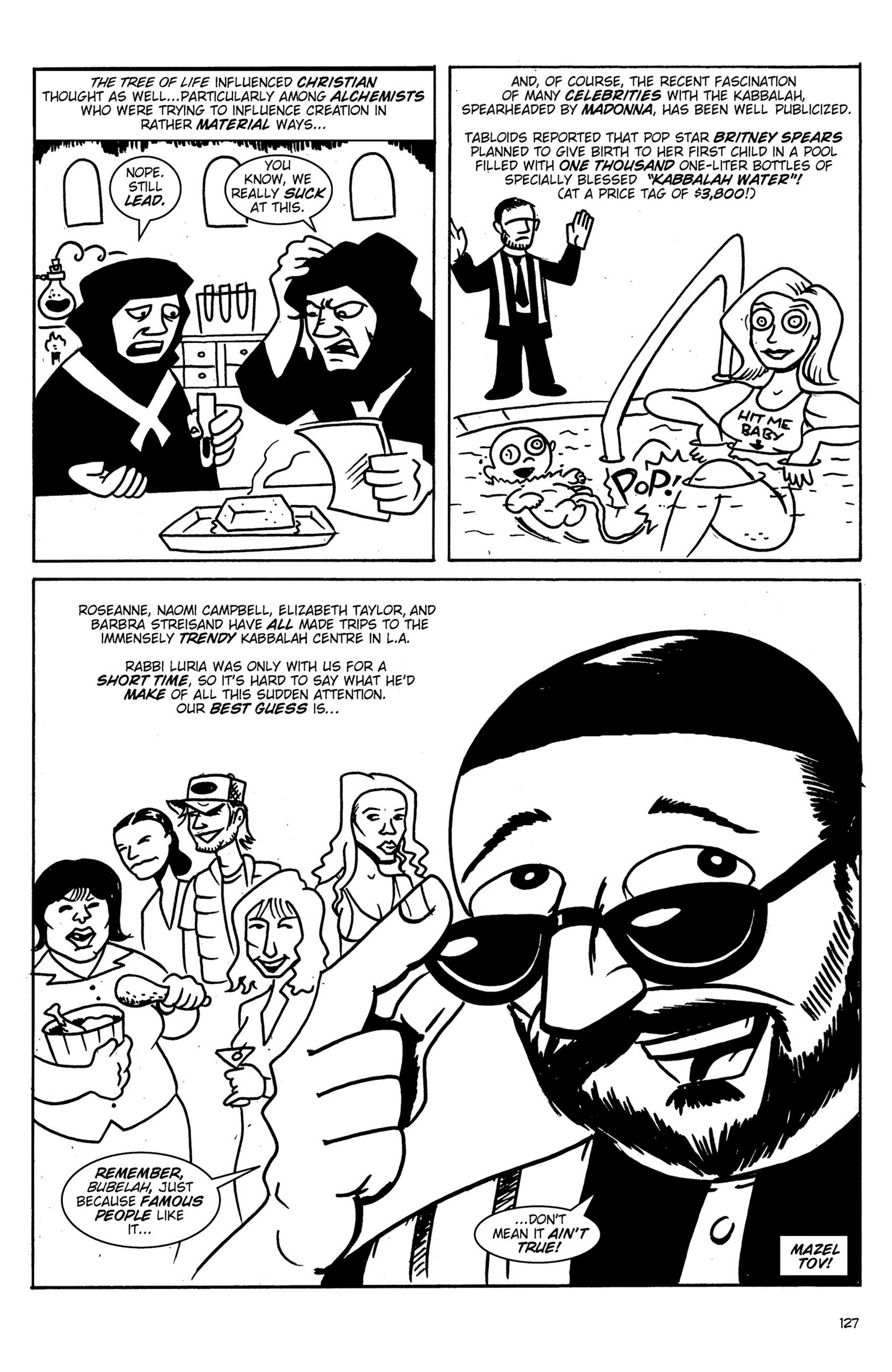 Read online Action Philosophers! comic -  Issue #Action Philosophers! TPB (Part 1) - 127