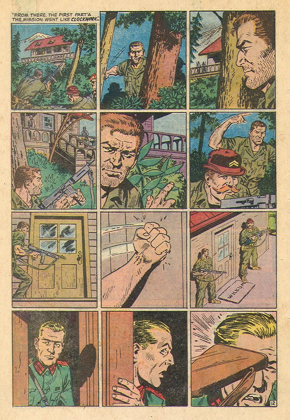 Read online Sgt. Fury comic -  Issue #75 - 18