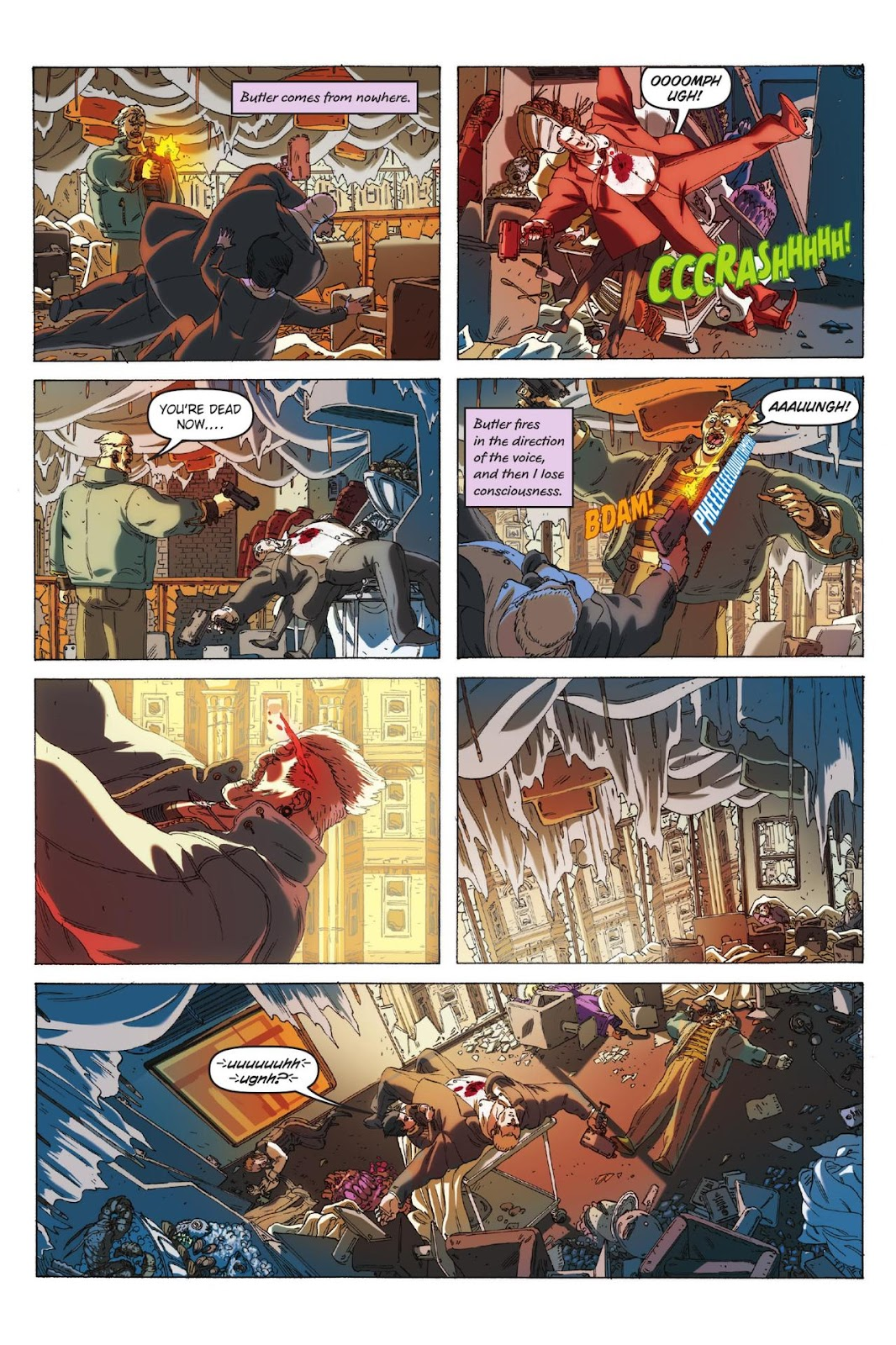 Artemis Fowl: The Eternity Code issue TPB - Page 25