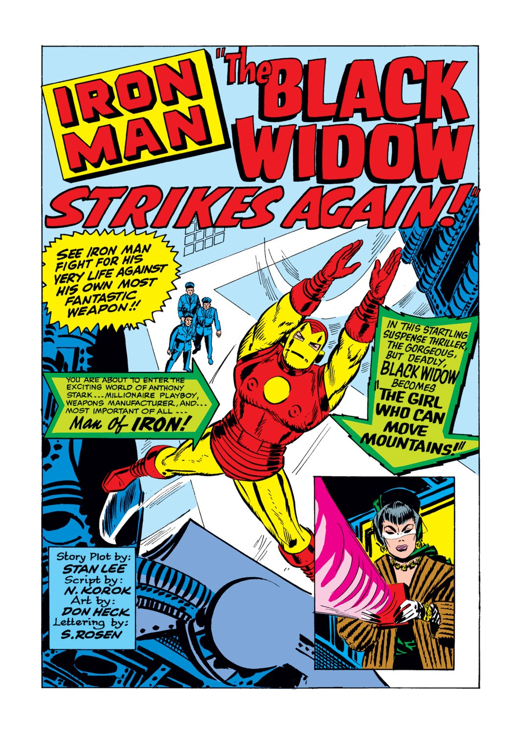 Tales of Suspense (1959) issue 53 - Page 2