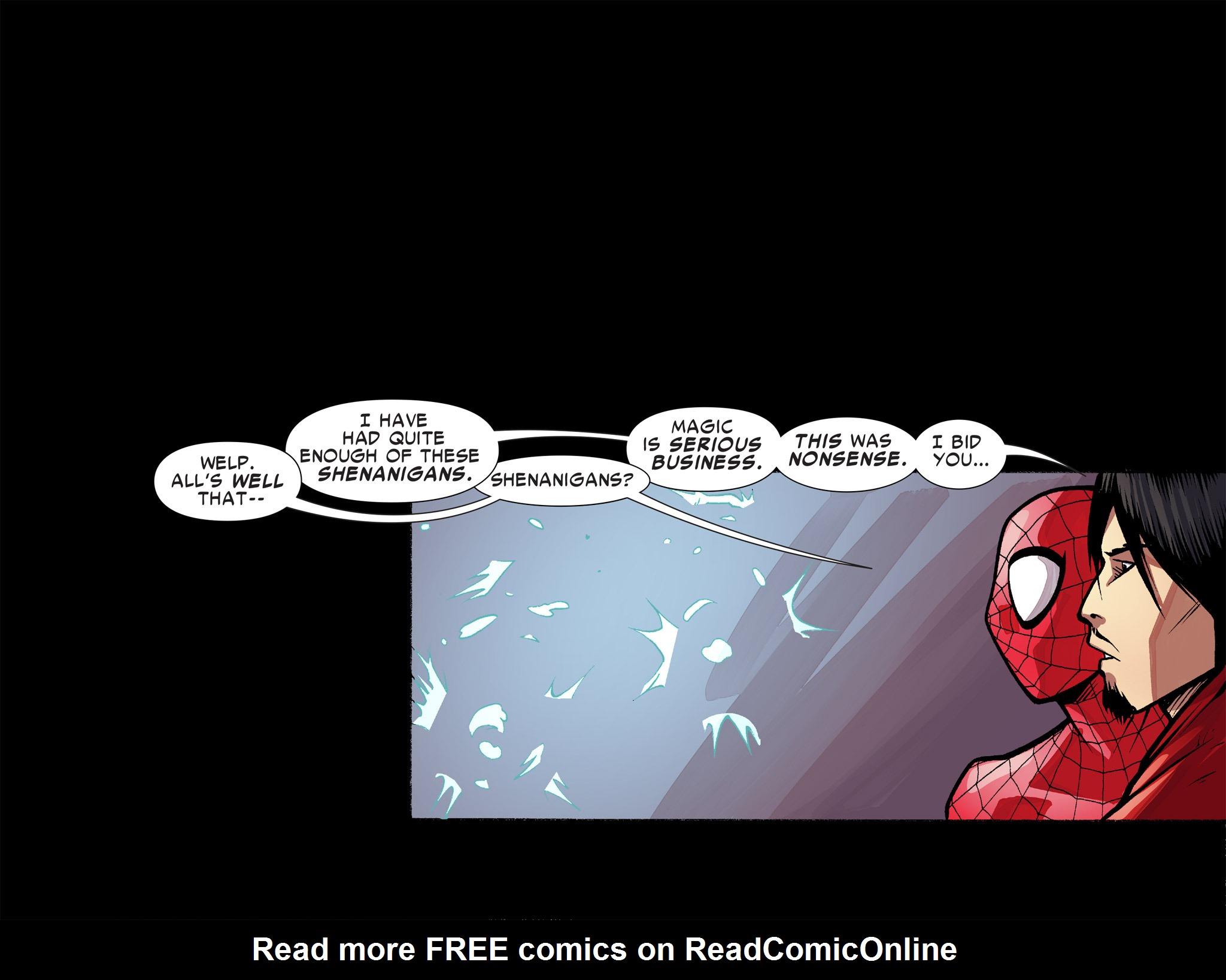 Read online Ultimate Spider-Man (Infinite Comics) (2016) comic -  Issue #10 - 63