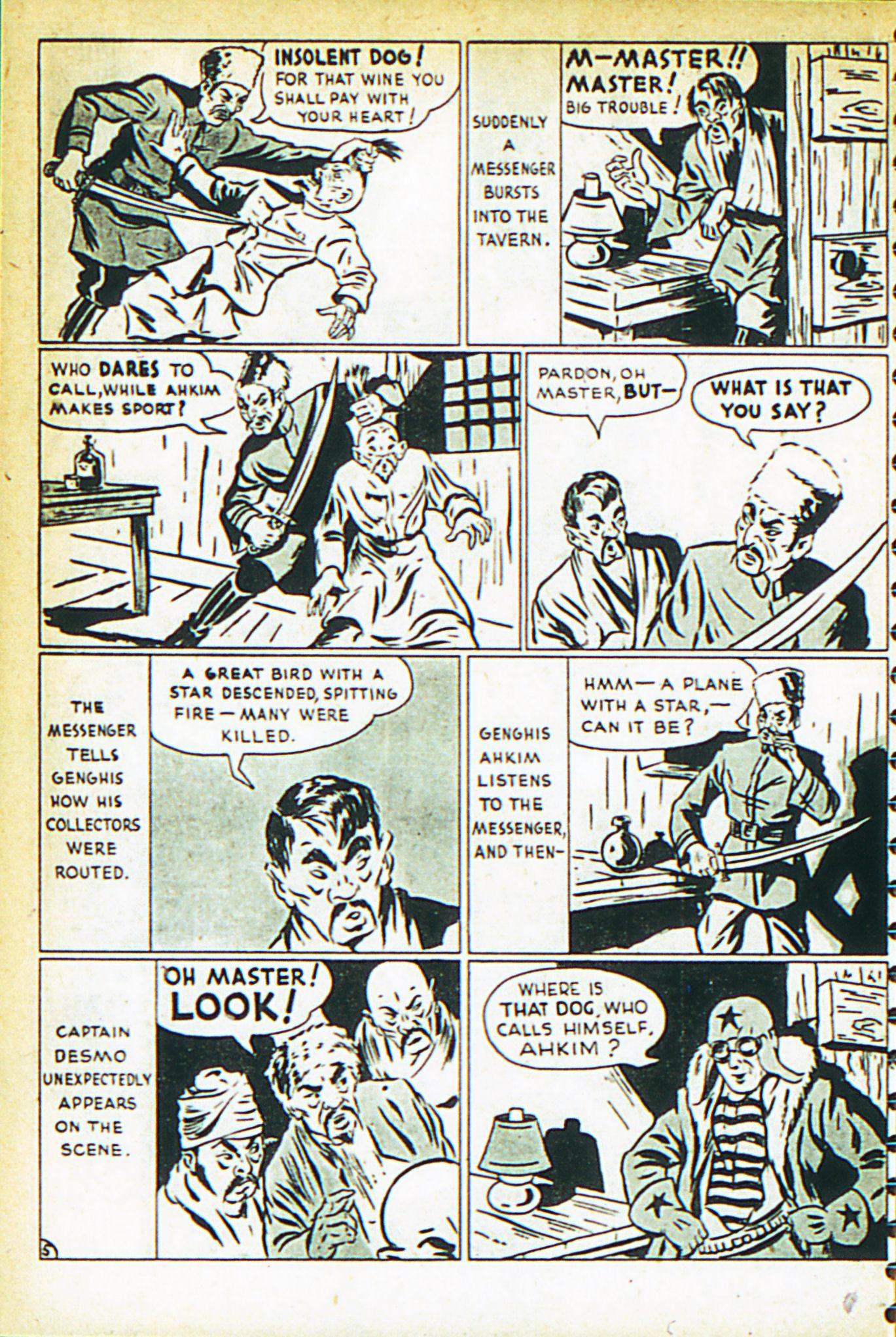 Read online Adventure Comics (1938) comic -  Issue #26 - 33