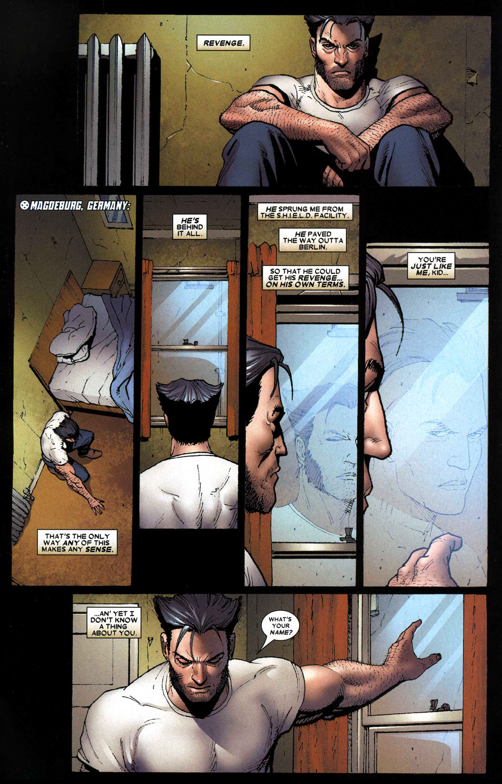 Read online Wolverine: Origins comic -  Issue #12 - 7