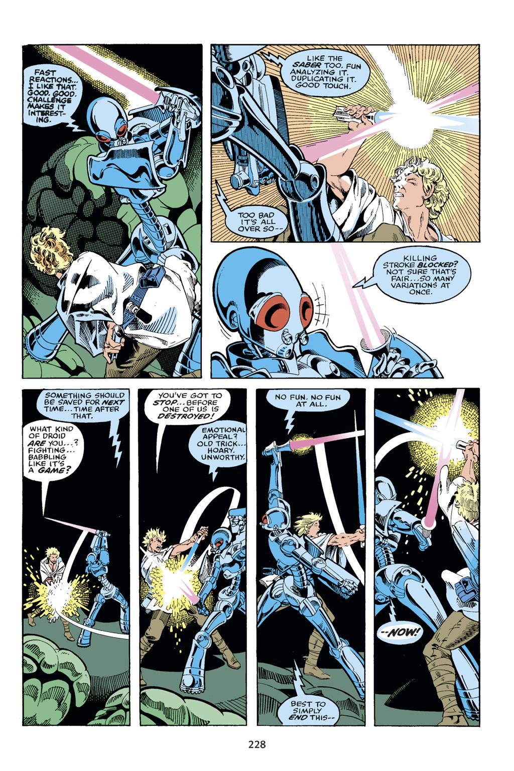 Read online Star Wars Omnibus comic -  Issue # Vol. 14 - 226