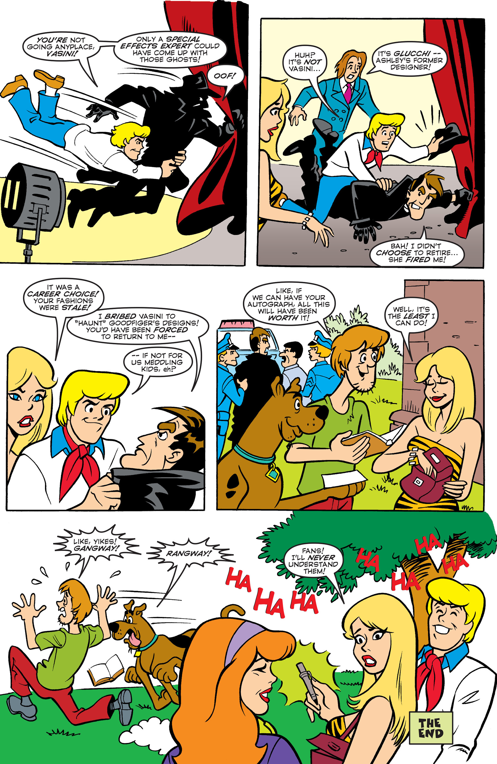Read online Scooby-Doo (1997) comic -  Issue #51 - 23