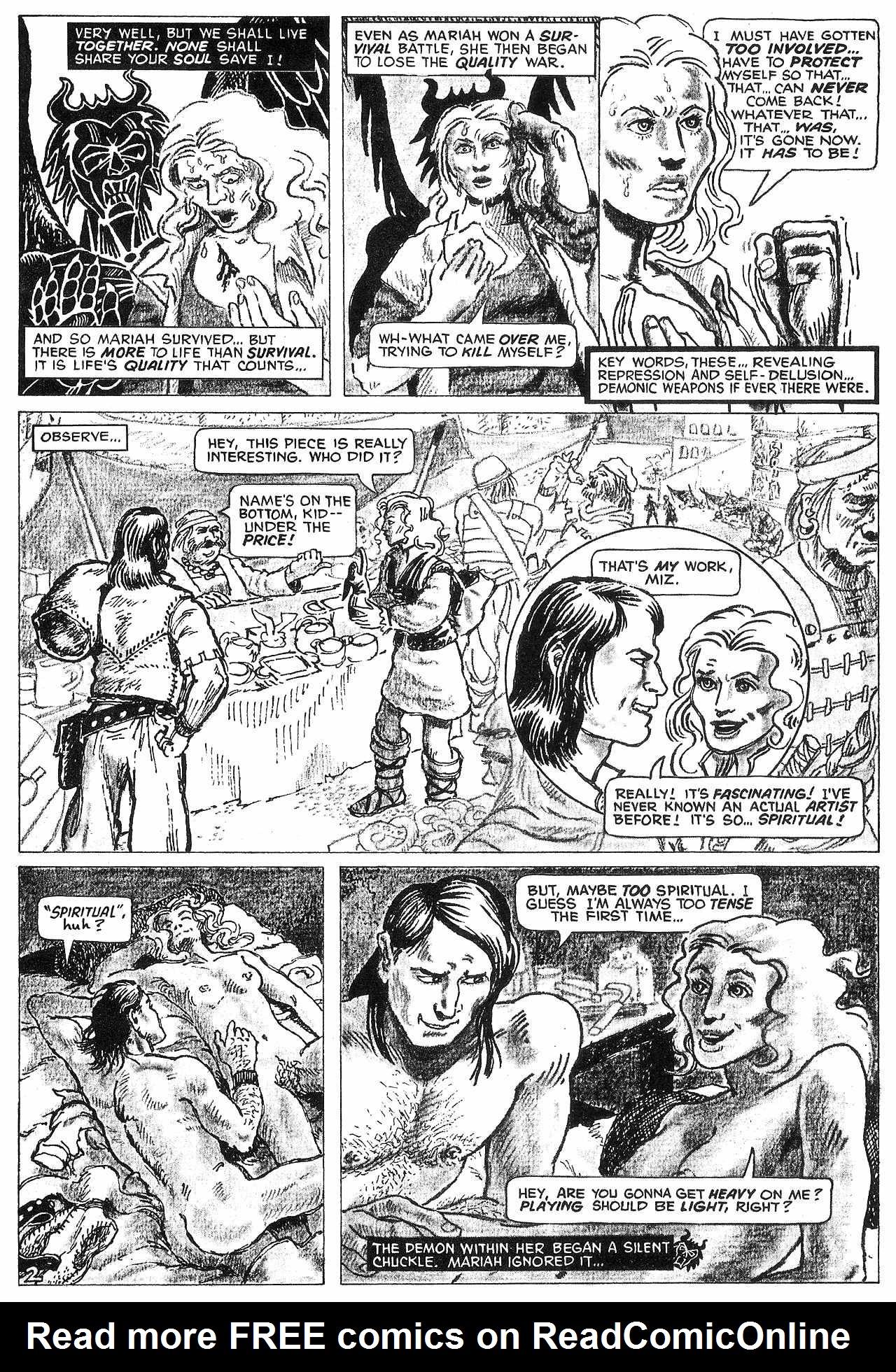 Read online Star*Reach comic -  Issue #10 - 29