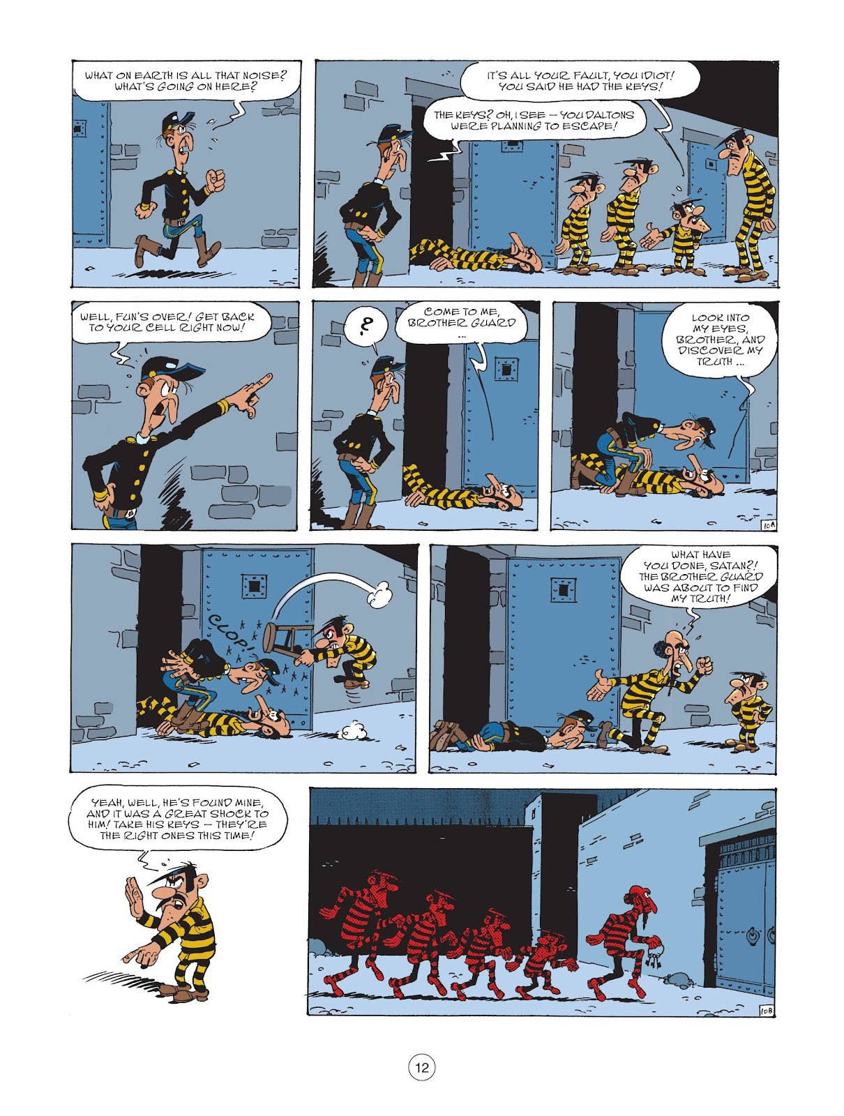 A Lucky Luke Adventure issue 73 - Page 14