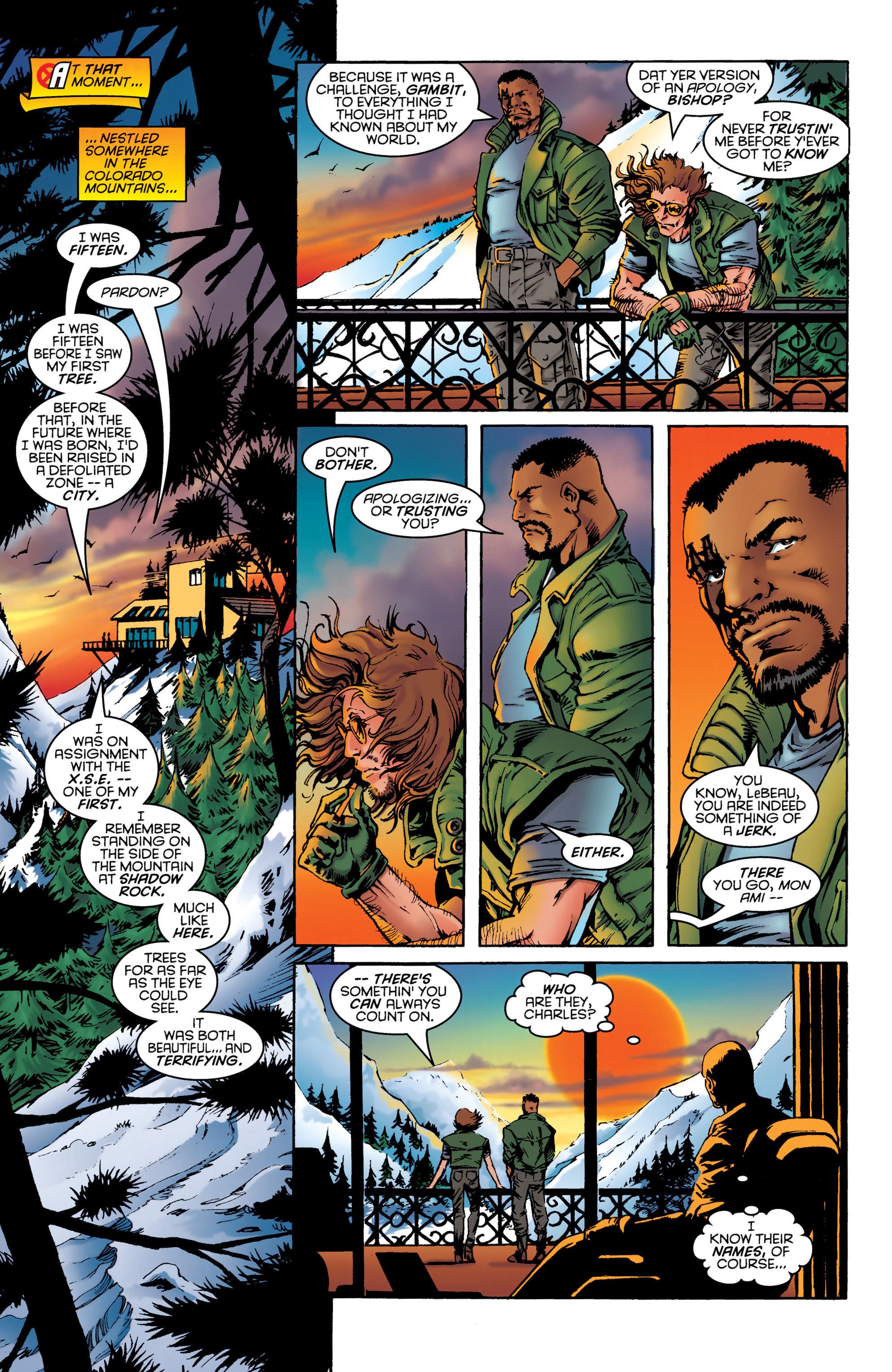 Read online Uncanny X-Men (1963) comic -  Issue #331 - 7