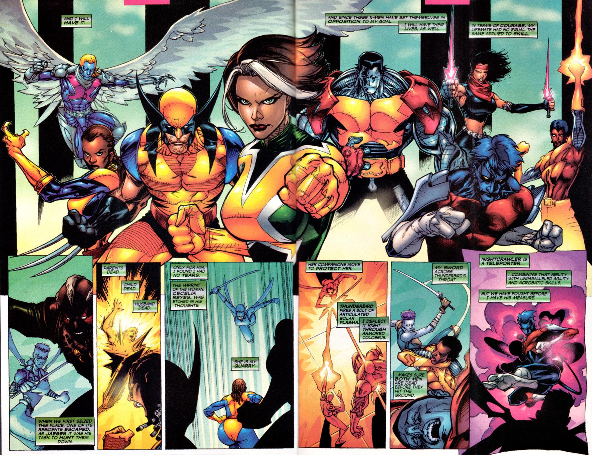 X-Men (1991) 106 Page 5