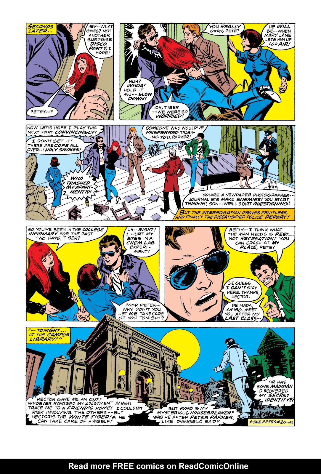 Read online Marvel Masterworks: The Spectacular Spider-Man comic -  Issue # TPB 2 (Part 3) - 39
