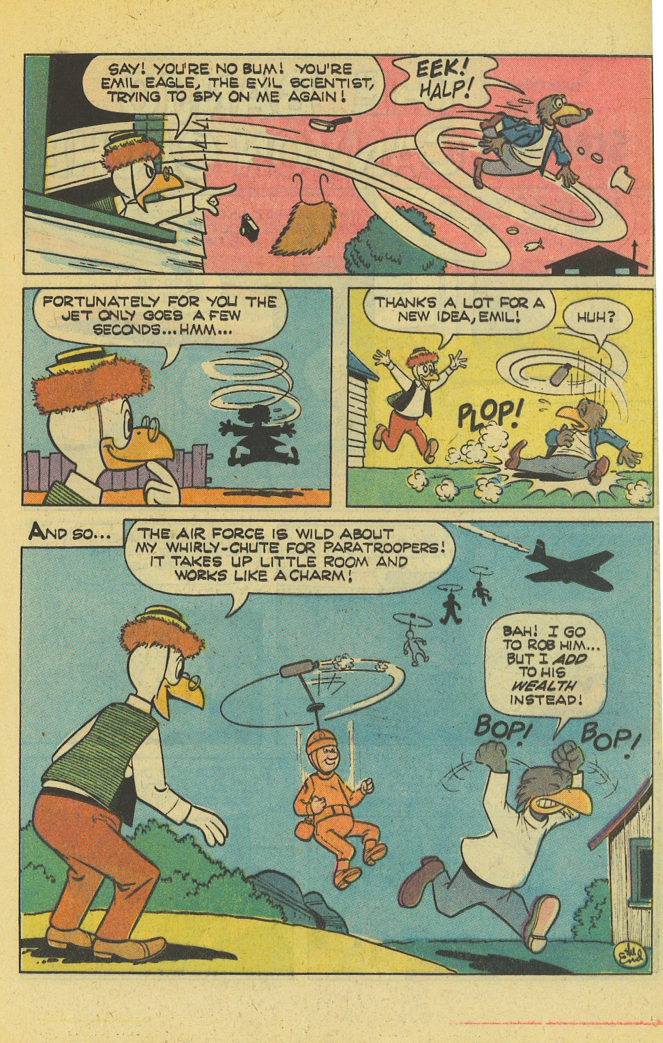 Read online Uncle Scrooge (1953) comic -  Issue #163 - 25