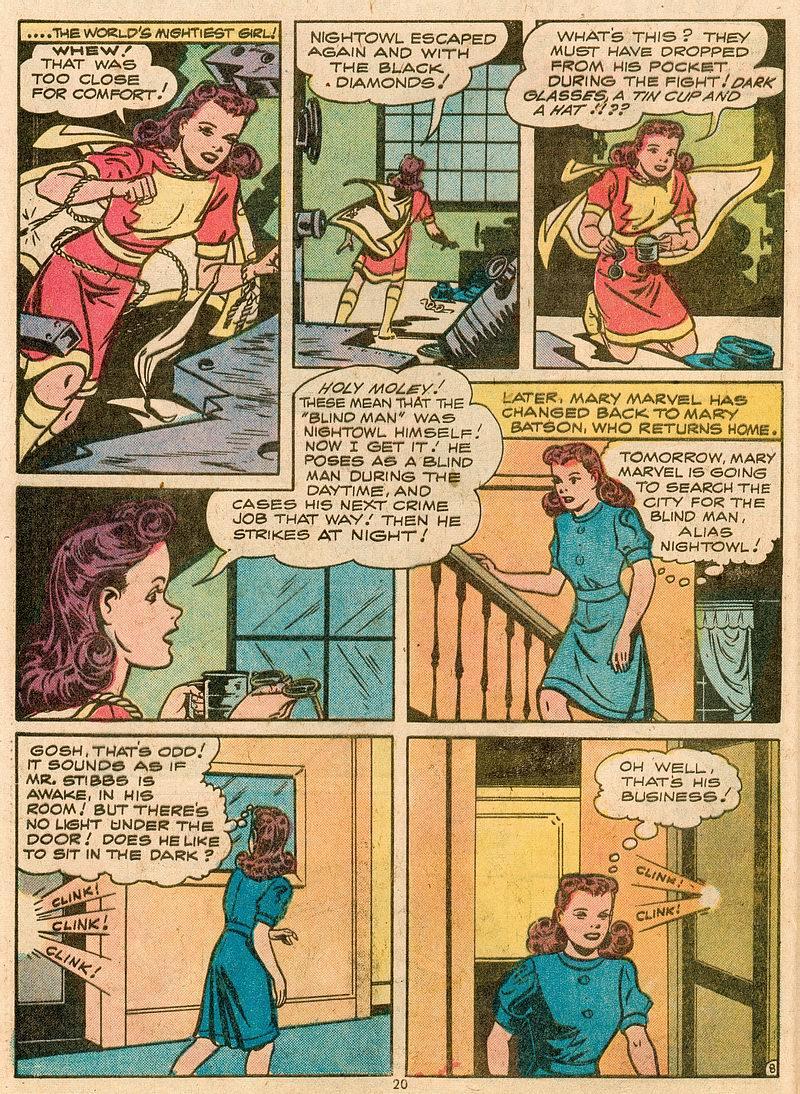 Read online Shazam! (1973) comic -  Issue #12 - 18