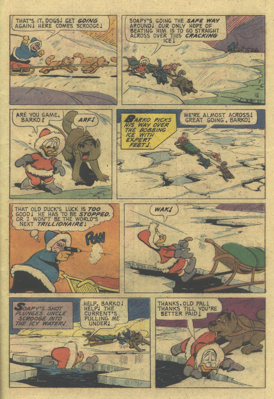 Read online Uncle Scrooge (1953) comic -  Issue #124 - 27