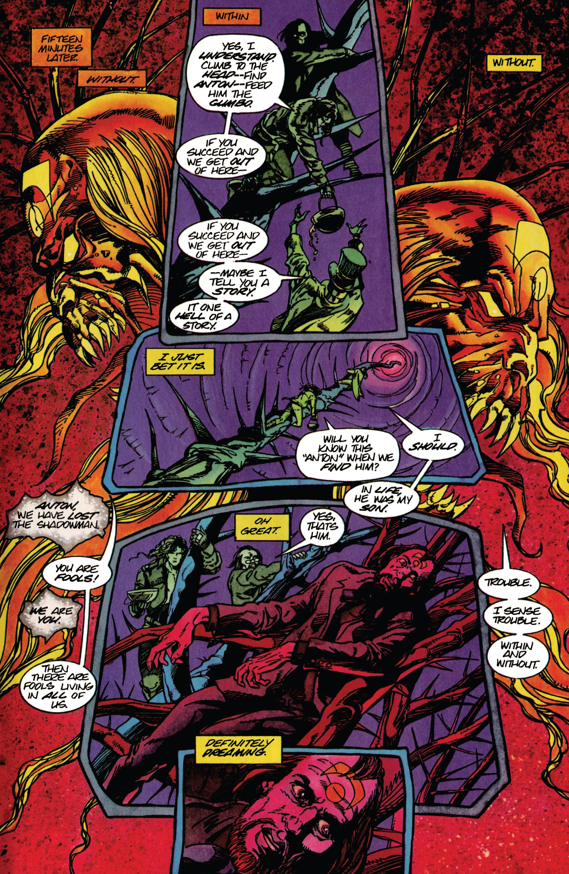 Read online Shadowman (1992) comic -  Issue #32 - 14