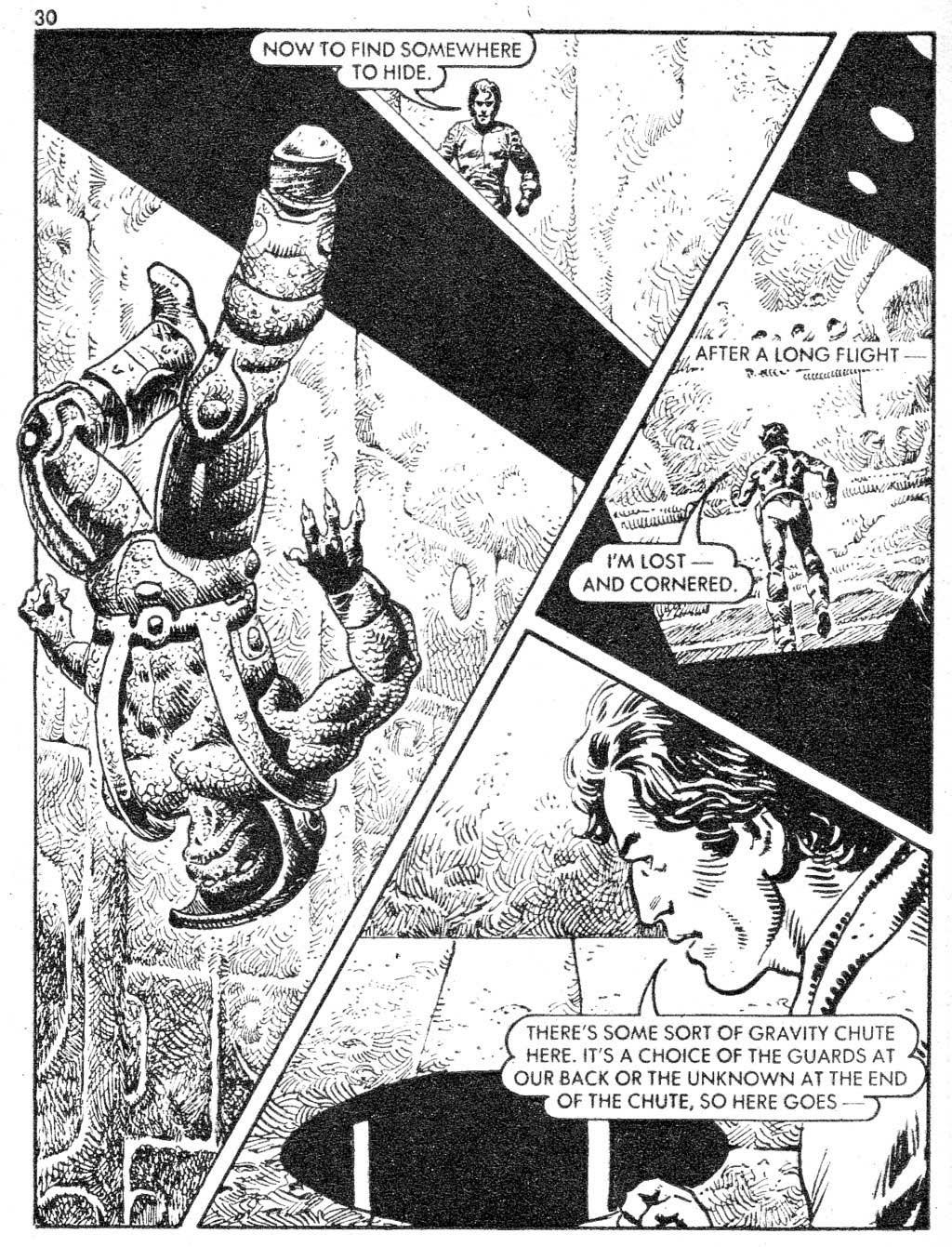 Starblazer issue 87 - Page 30