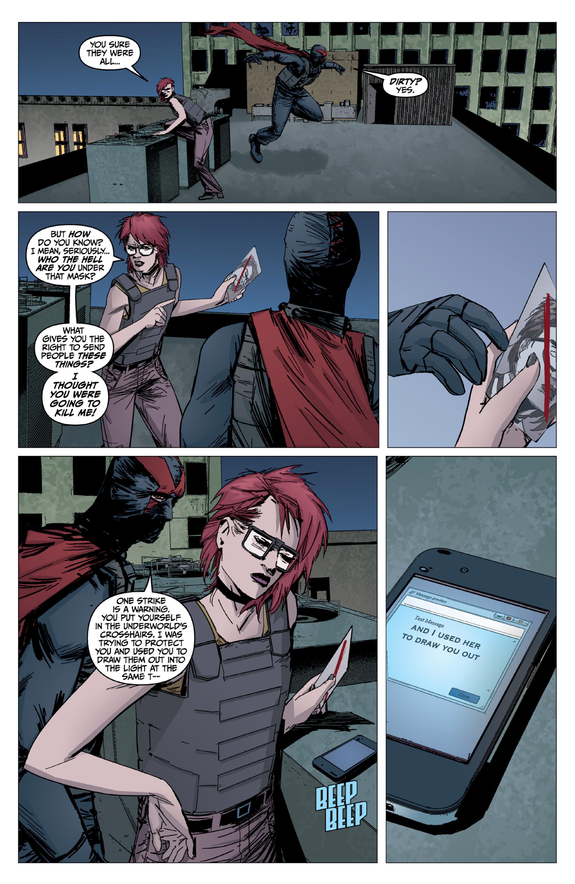 Read online X: Big Bad comic -  Issue # Full - 99