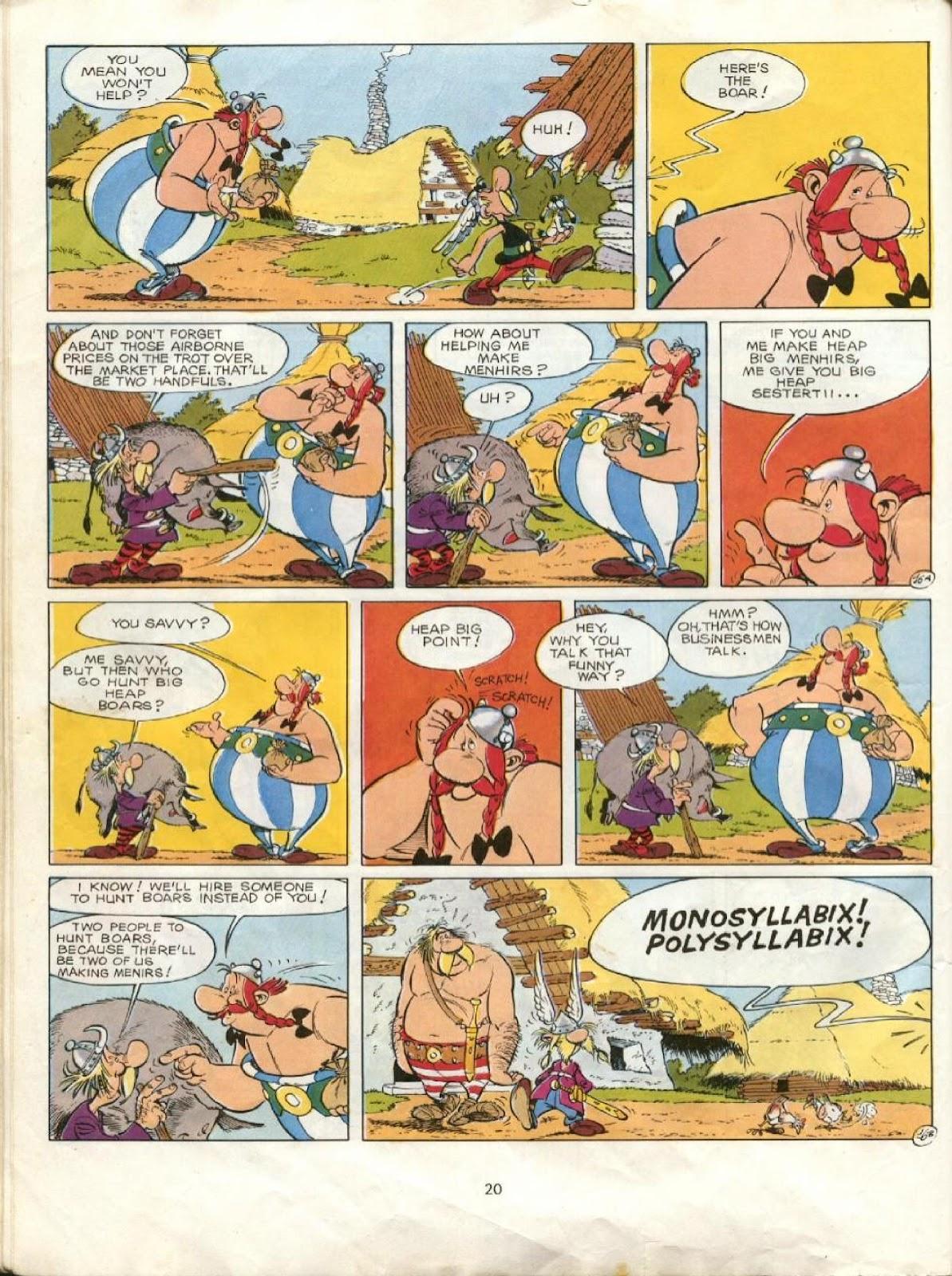 Asterix issue 23 - Page 17