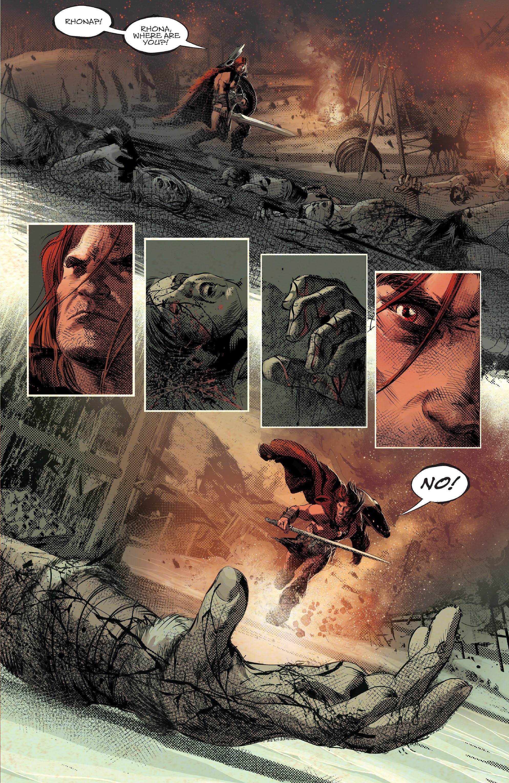Berserker Unbound #1 #1 - English 8