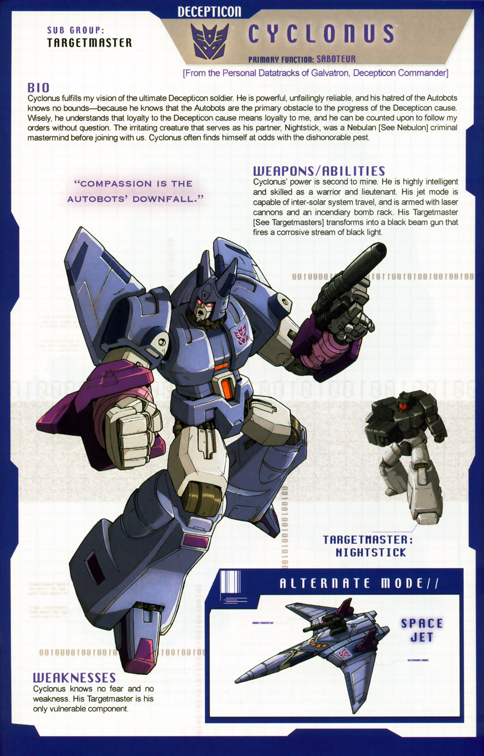 Read online Transformers: More than Meets the Eye comic -  Issue #7 - 55