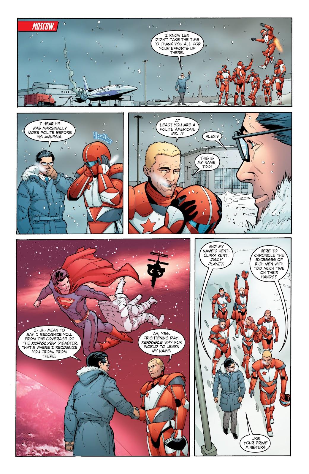 Read online Smallville Season 11 [II] comic -  Issue # TPB 6 - 94