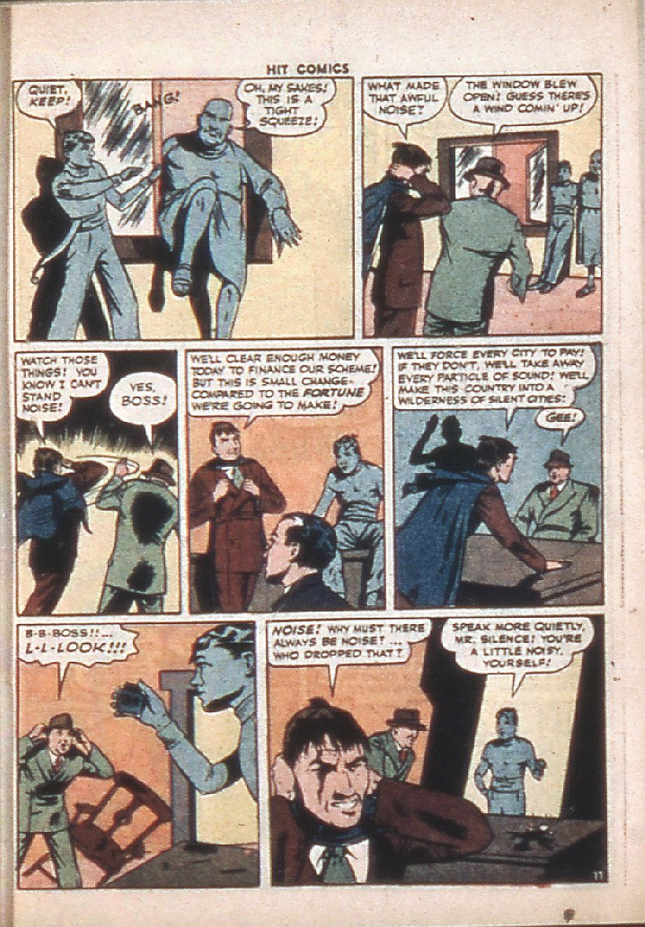 Read online Hit Comics comic -  Issue #37 - 13
