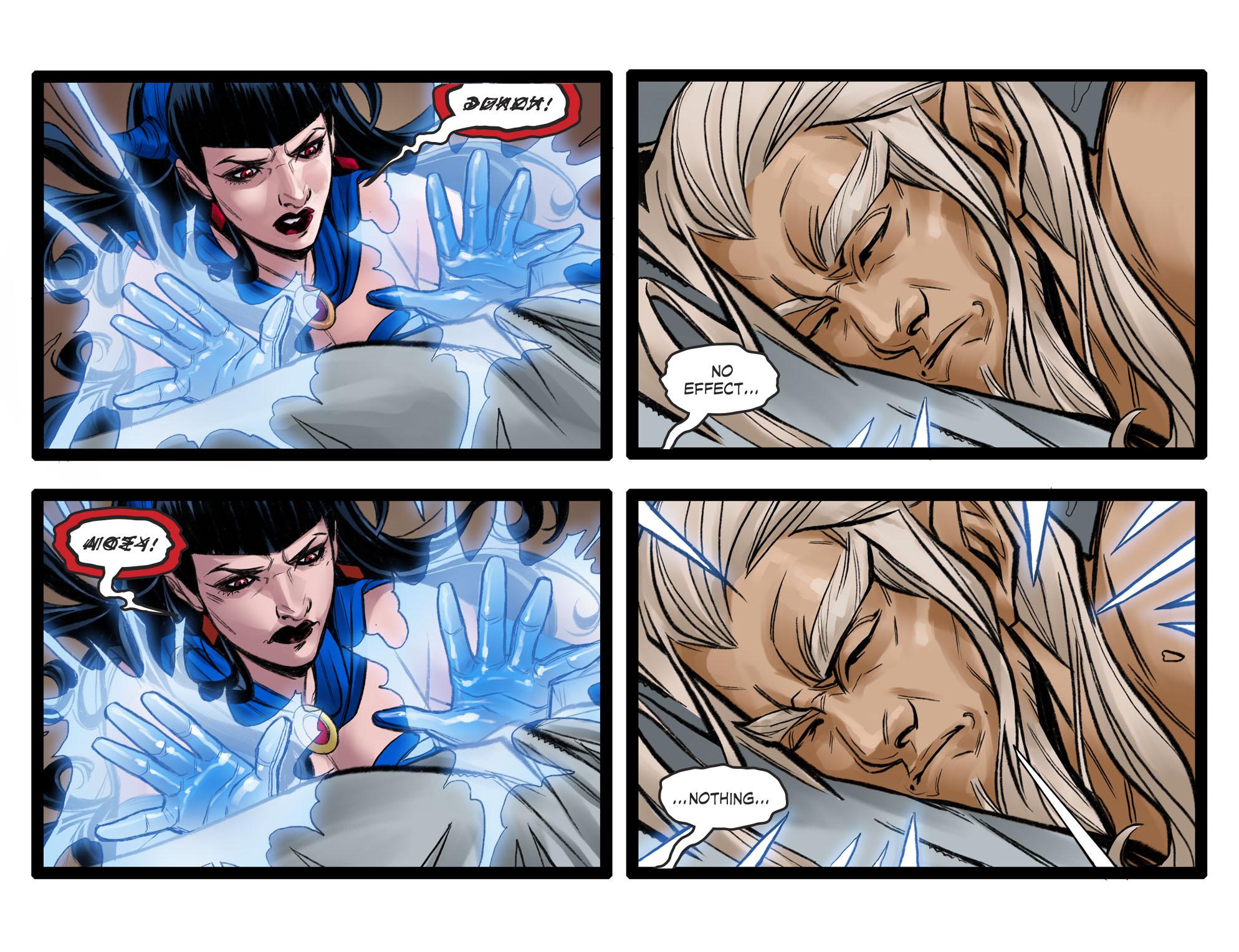 Read online DC Comics: Bombshells comic -  Issue #96 - 9