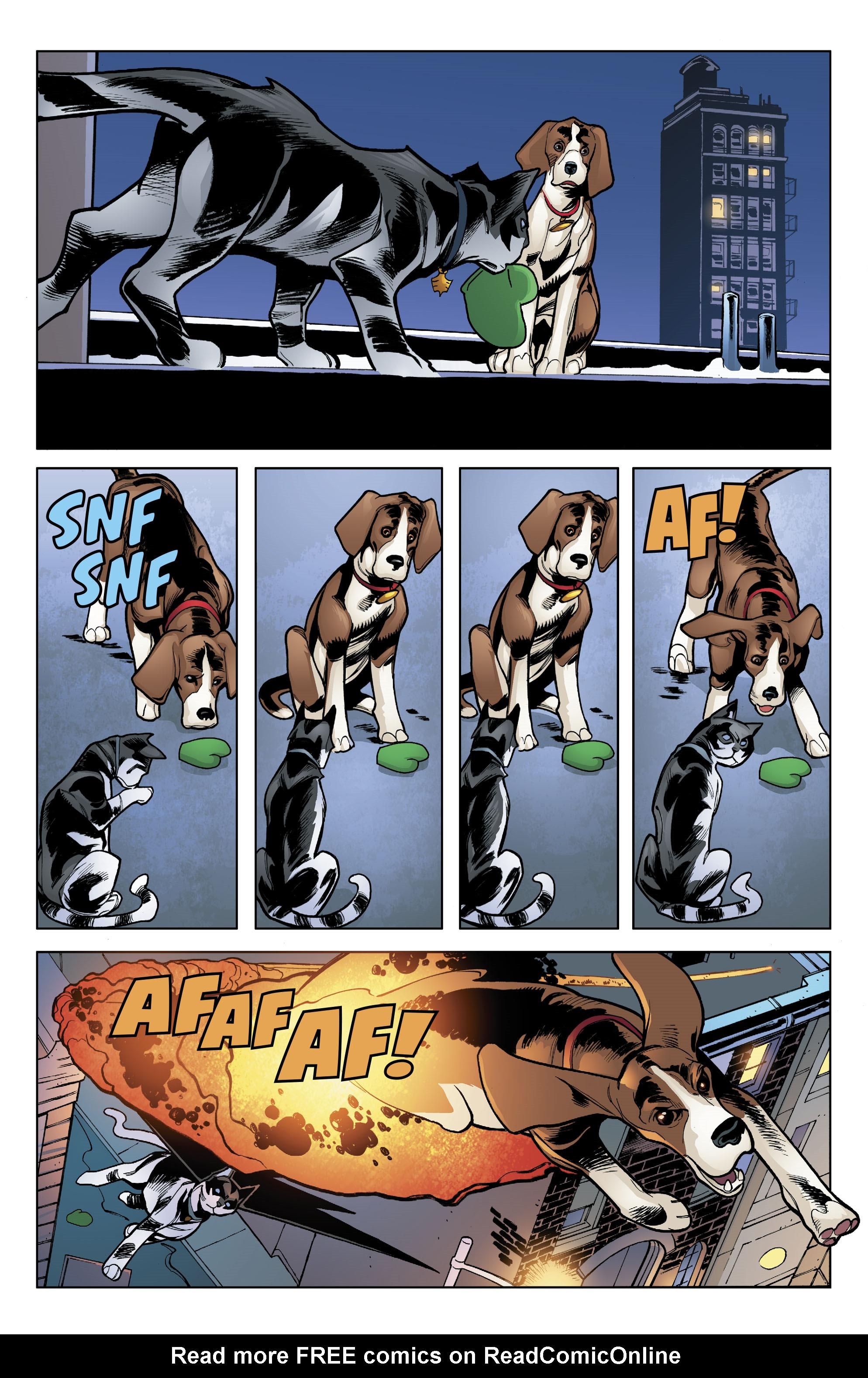 Read online Astro City comic -  Issue #44 - 12