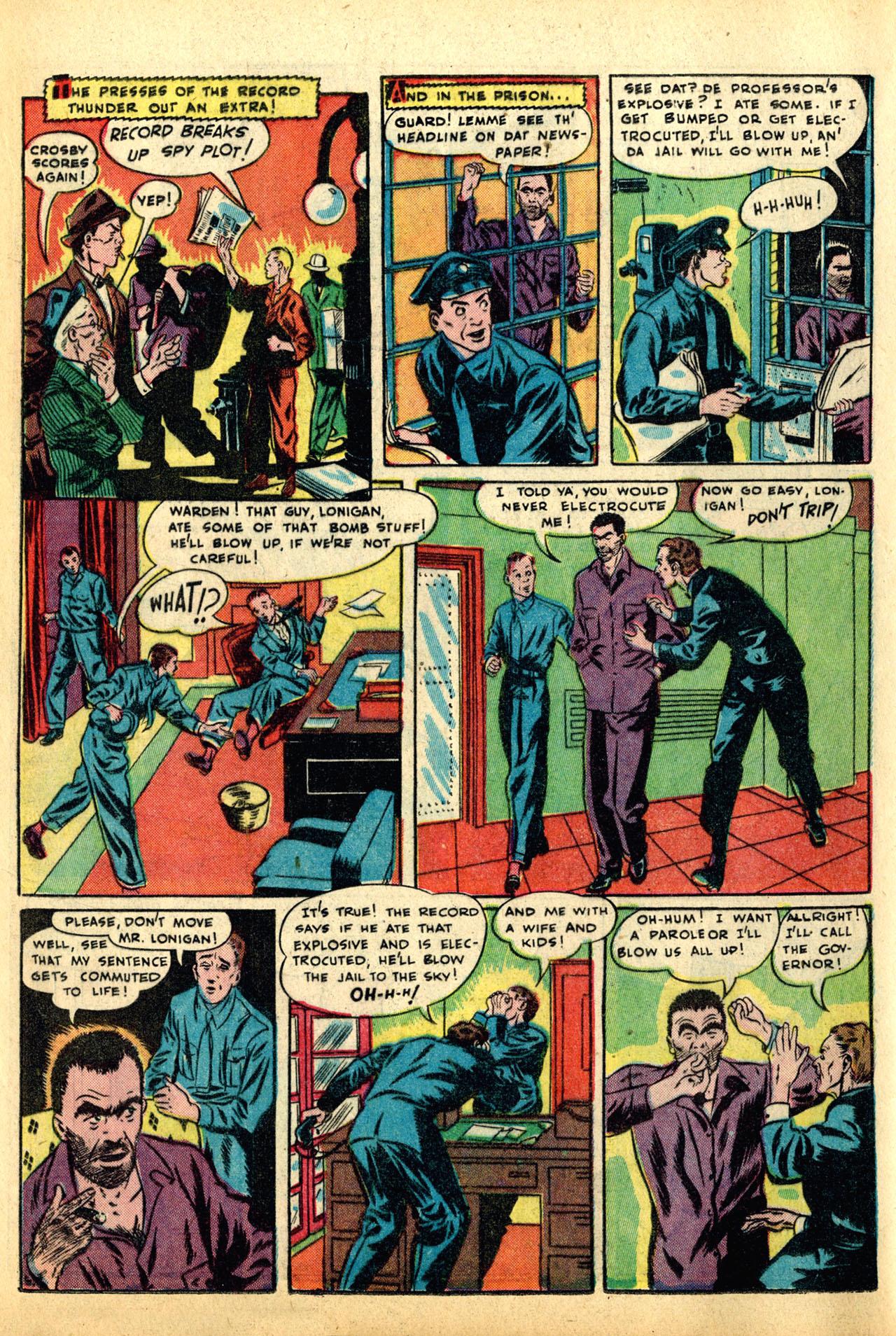 Read online Detective Comics (1937) comic -  Issue #50 - 48