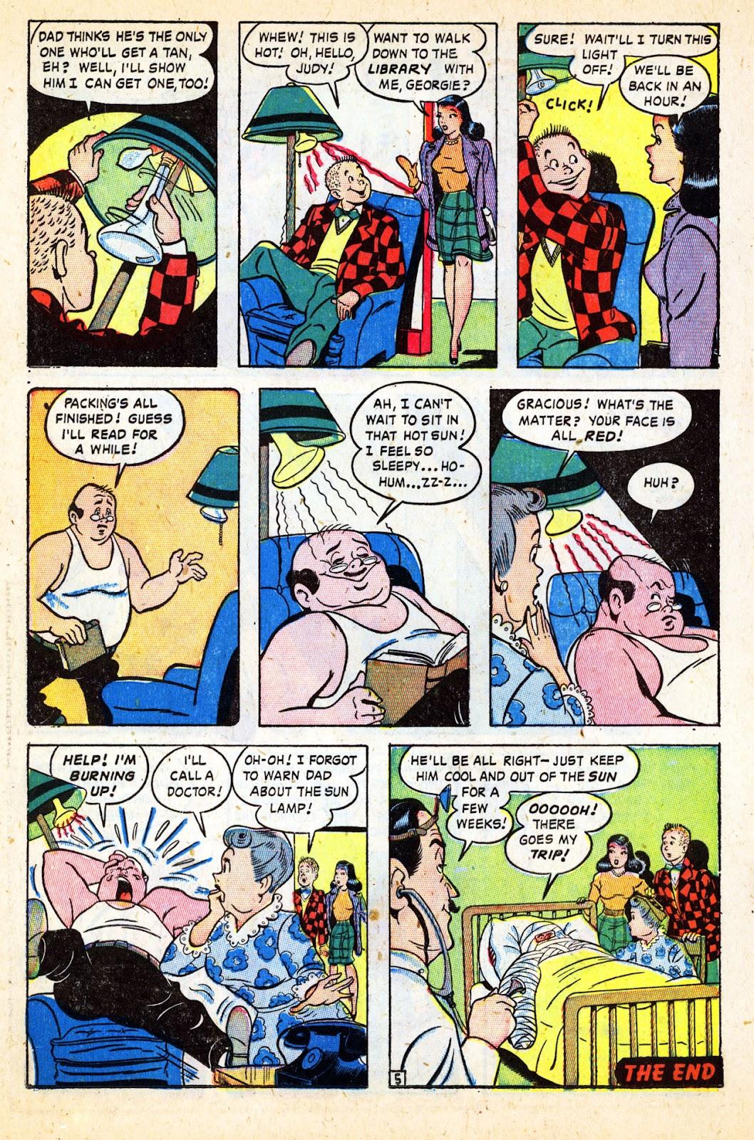 Georgie Comics (1945) issue 17 - Page 34