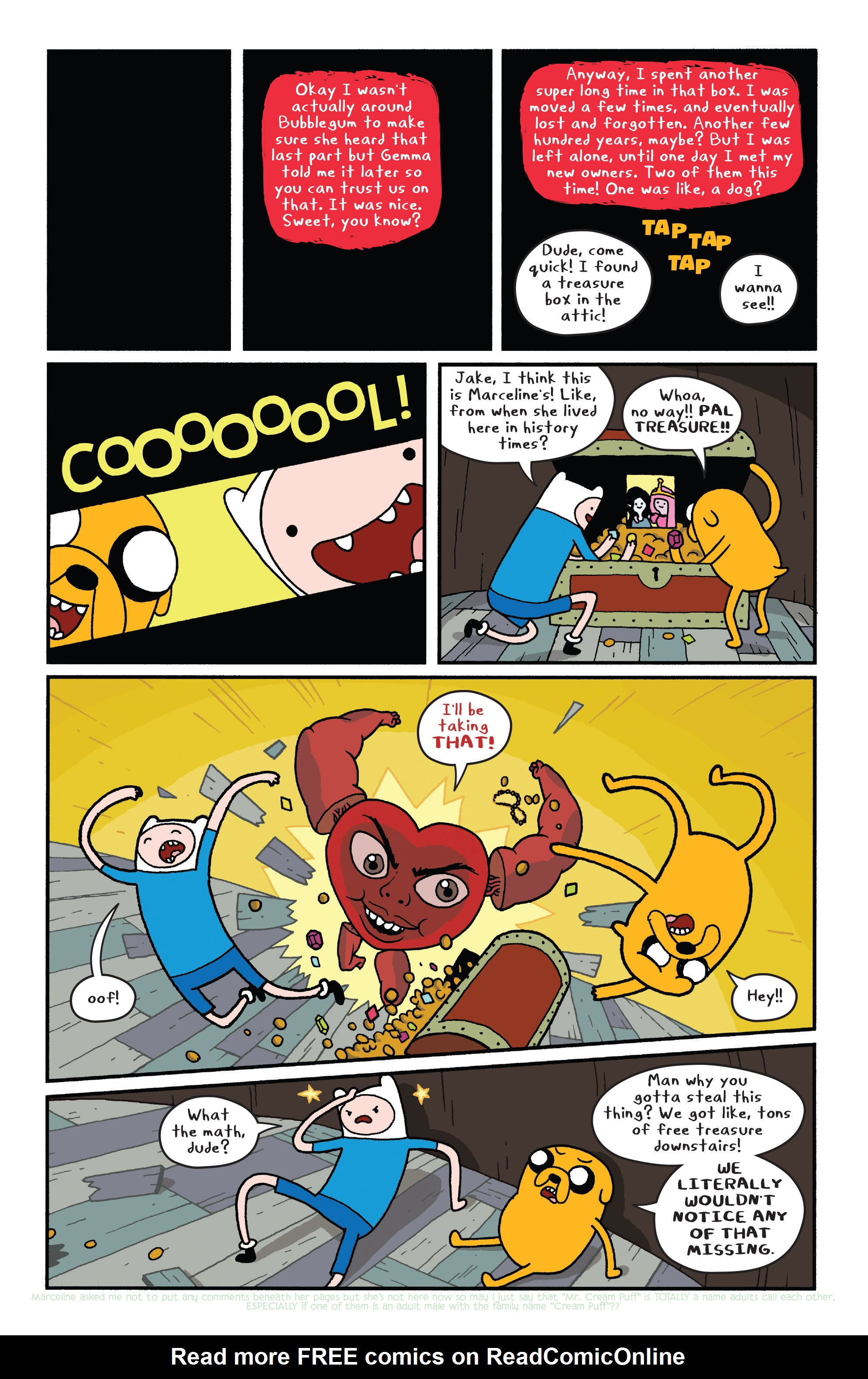 Read online Adventure Time comic -  Issue #Adventure Time _TPB 6 - 21