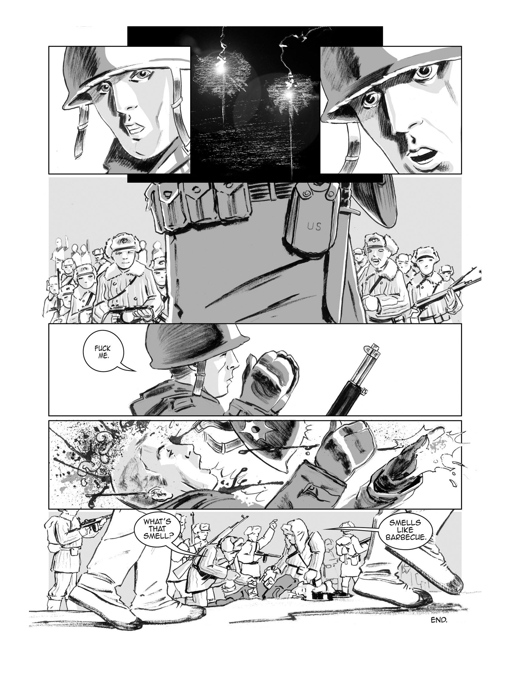 Read online FUBAR comic -  Issue #3 - 304
