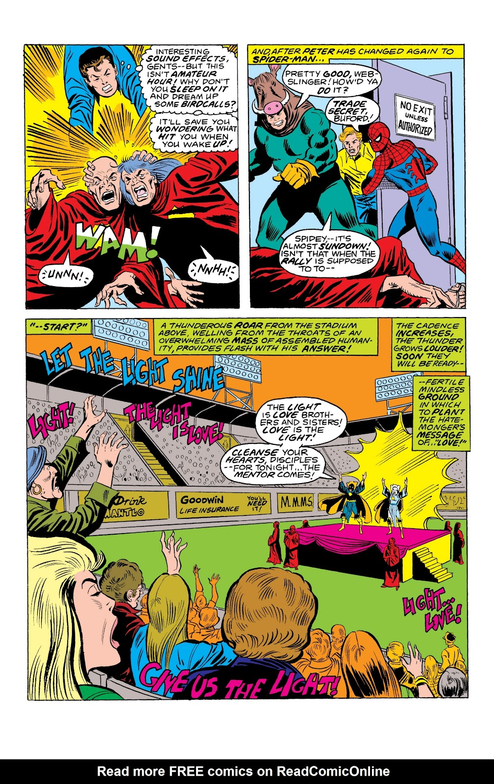 Read online Marvel Masterworks: The Spectacular Spider-Man comic -  Issue # TPB (Part 3) - 37