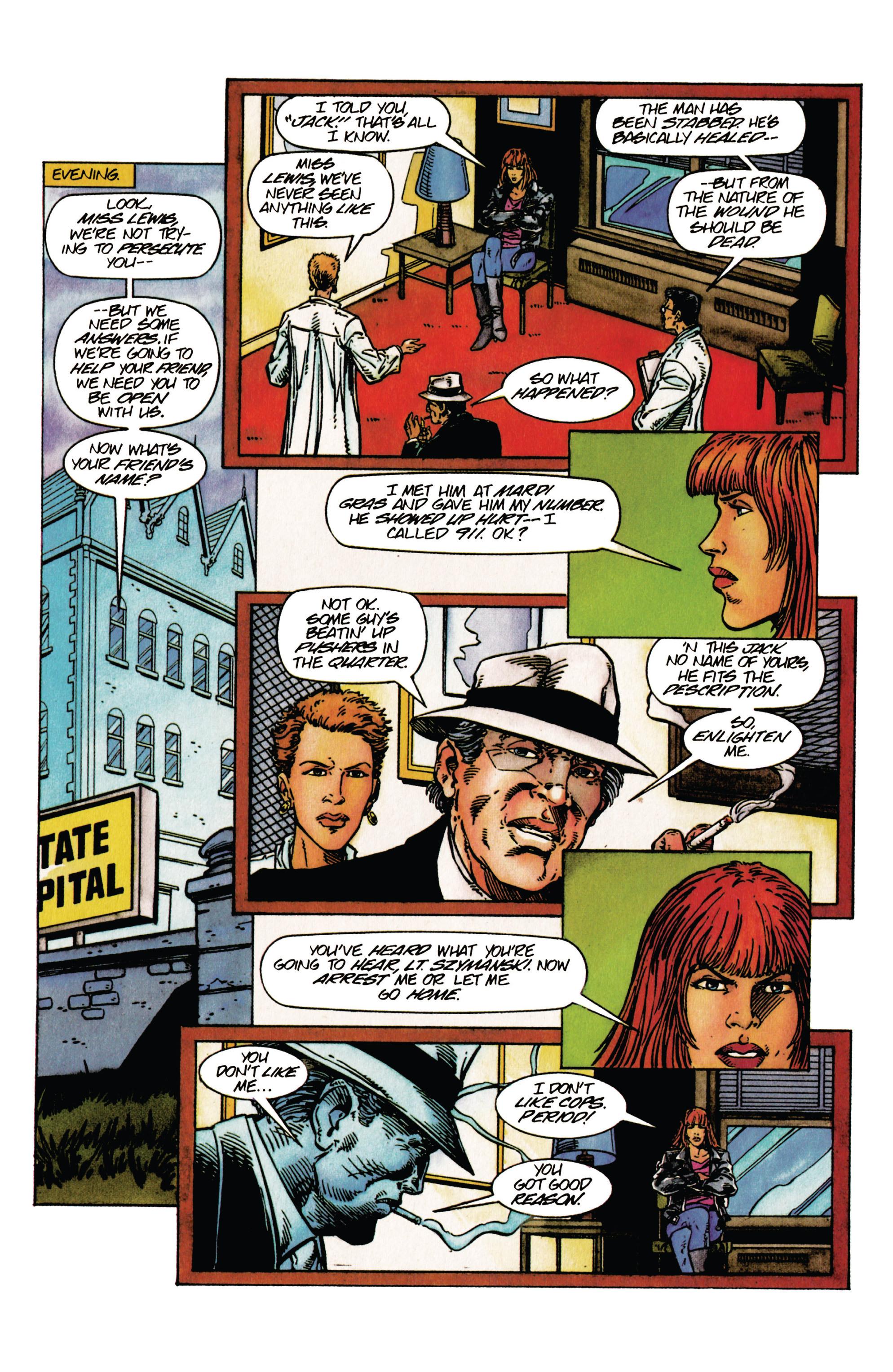 Read online Shadowman (1992) comic -  Issue #27 - 13