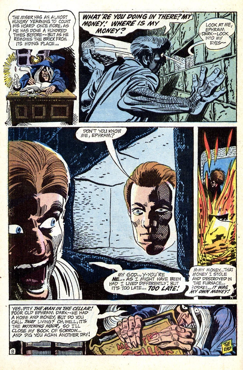 The Witching Hour (1969) issue 17 - Page 40