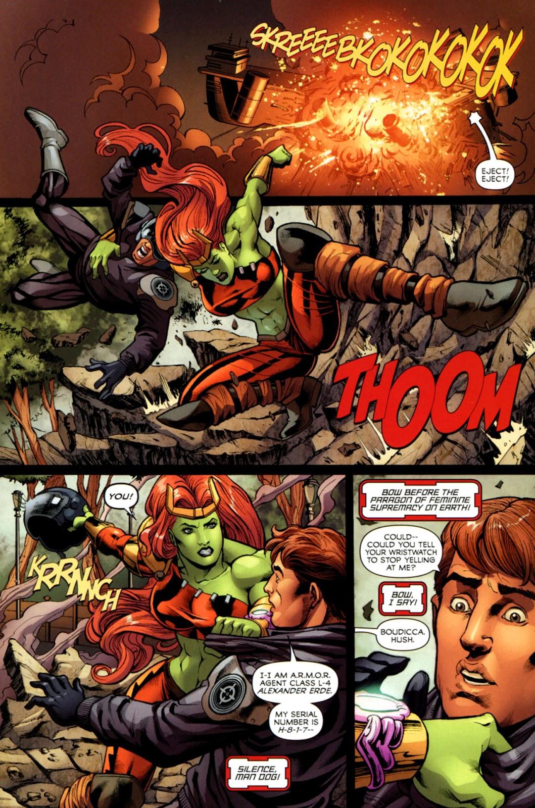 Savage She-Hulk Issue #1 #1 - English 21