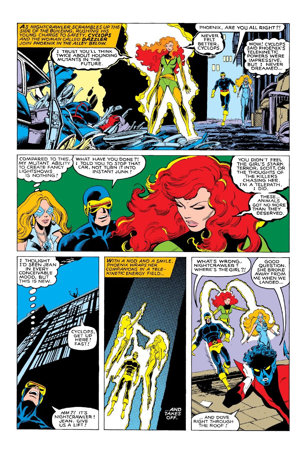Read online X-Men Milestones: Dark Phoenix Saga comic -  Issue # TPB (Part 1) - 44