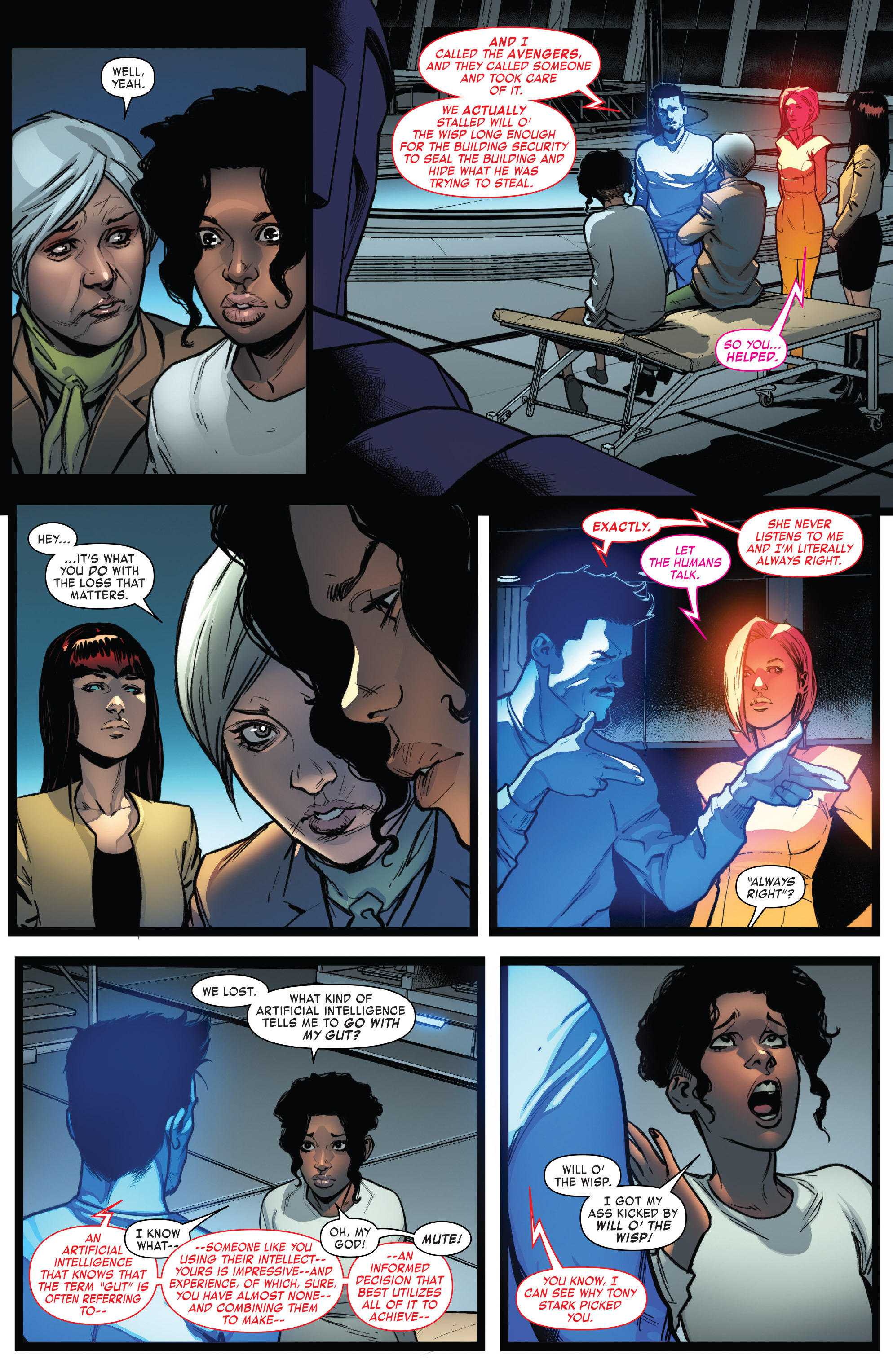 Read online Invincible Iron Man (2016) comic -  Issue #7 - 15