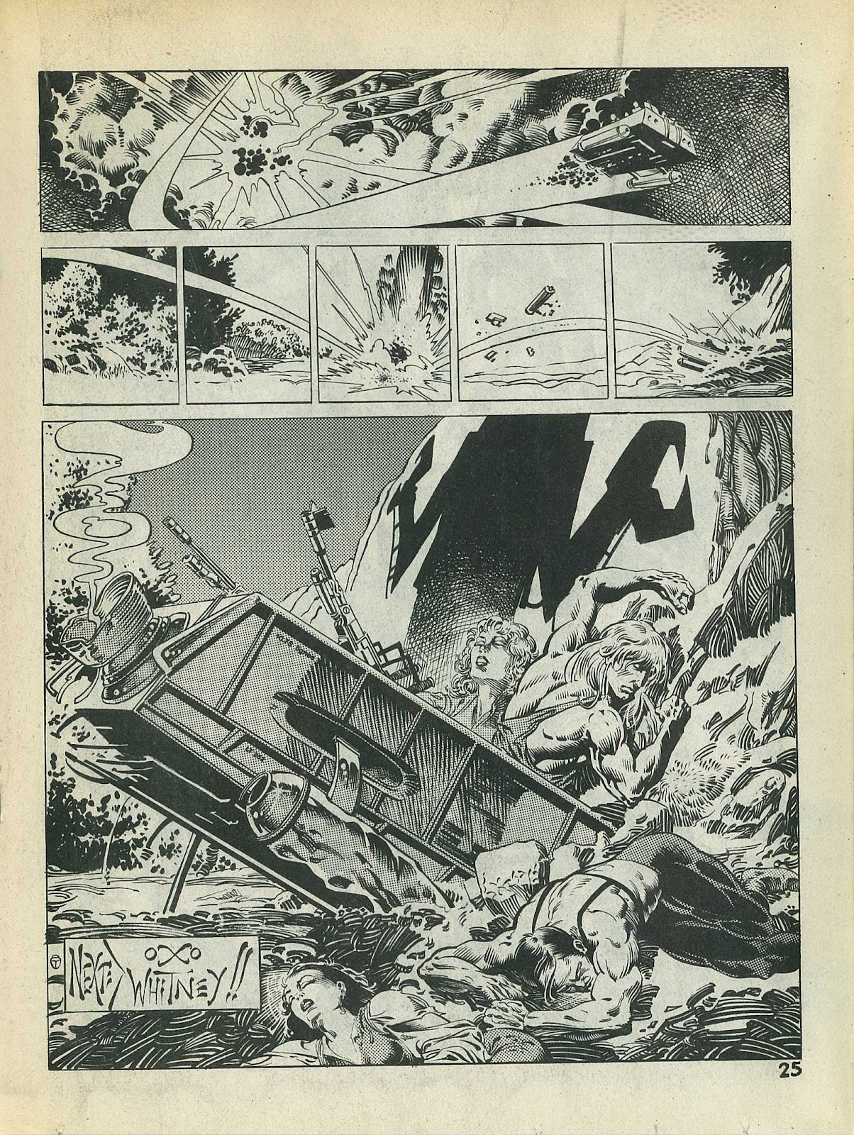 Star Fighters issue 3 - Page 27
