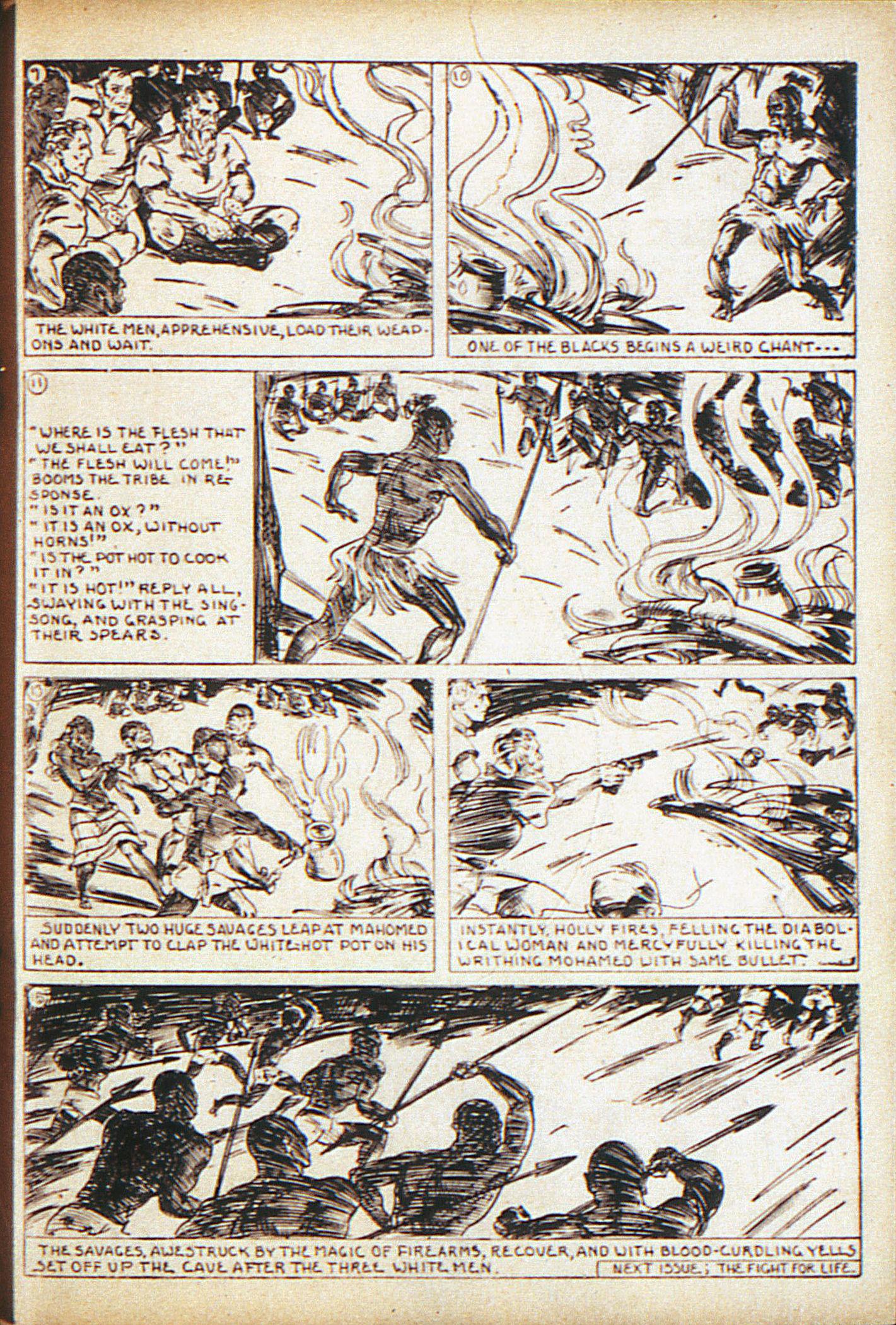 Read online Adventure Comics (1938) comic -  Issue #10 - 38